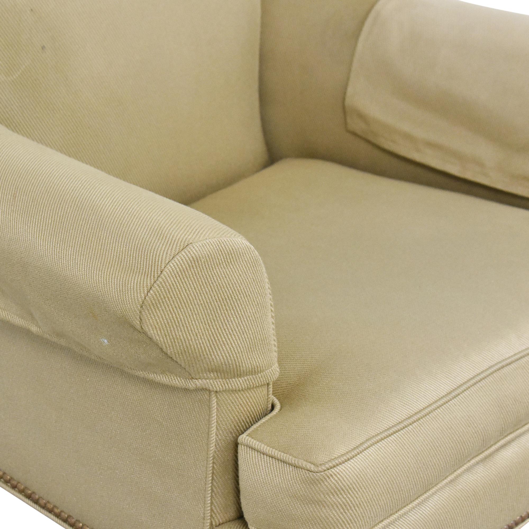 Ethan Allen Ethan Allen Wing Back Chair ma