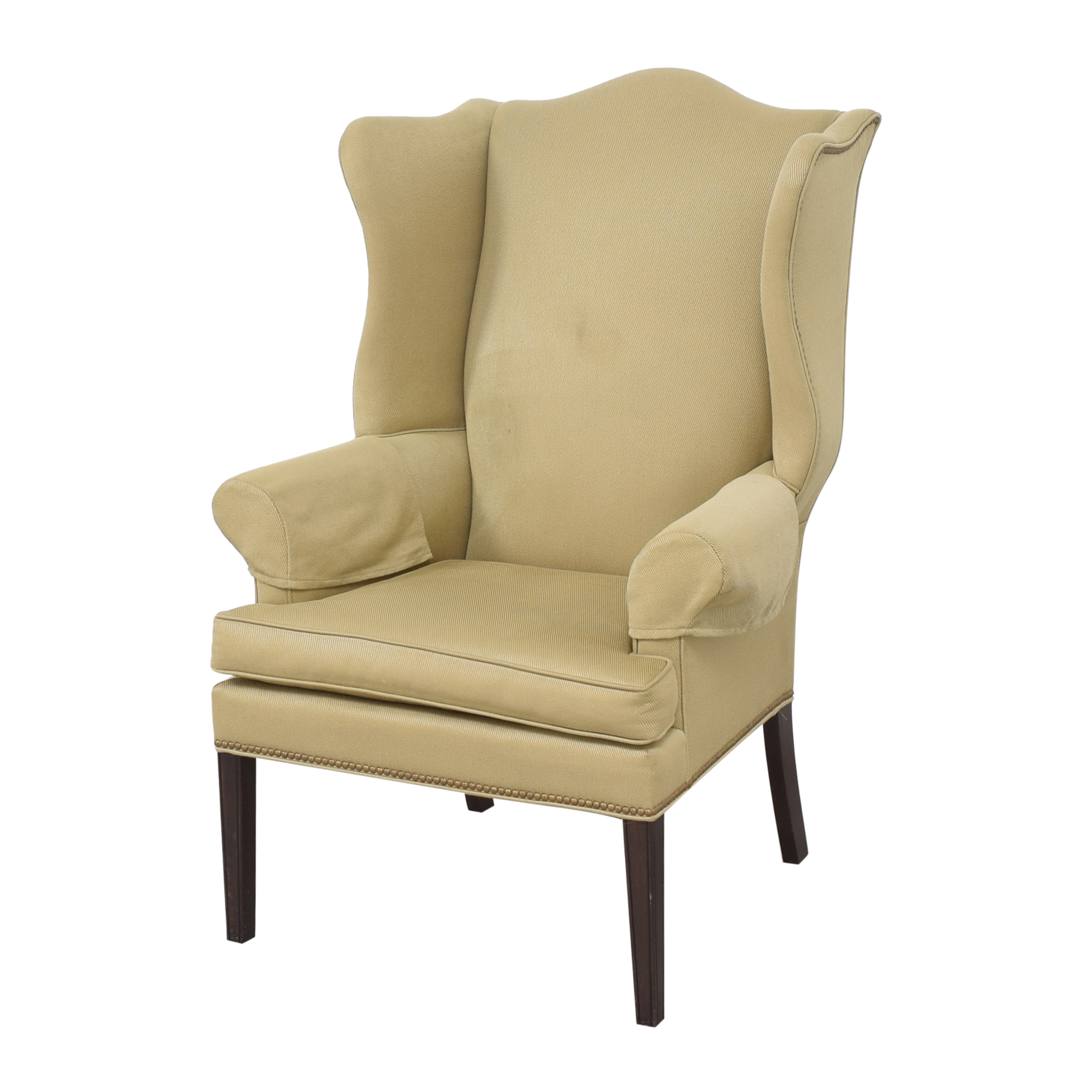 Ethan Allen Ethan Allen Wing Back Chair Accent Chairs