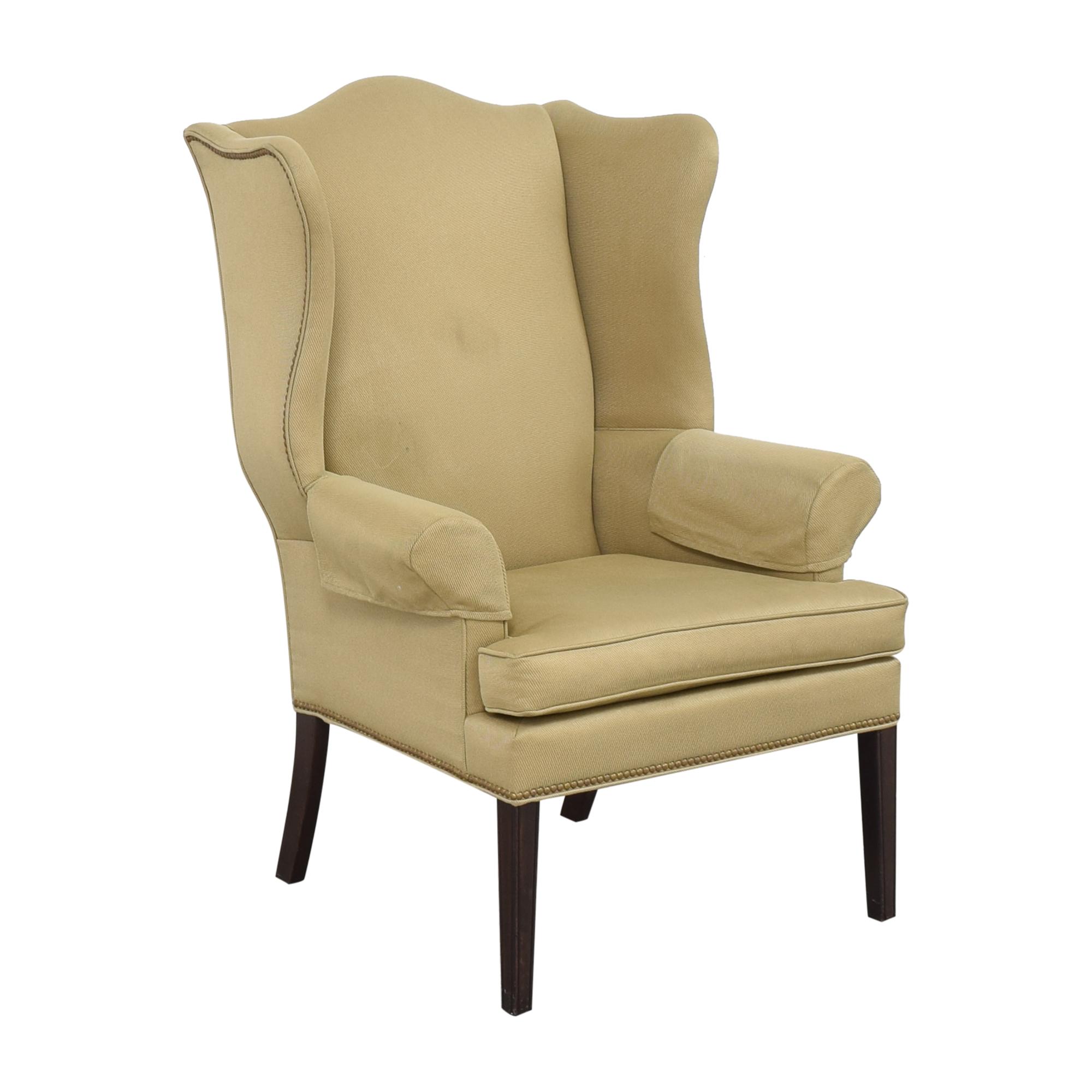 Ethan Allen Ethan Allen Wing Back Chair nj