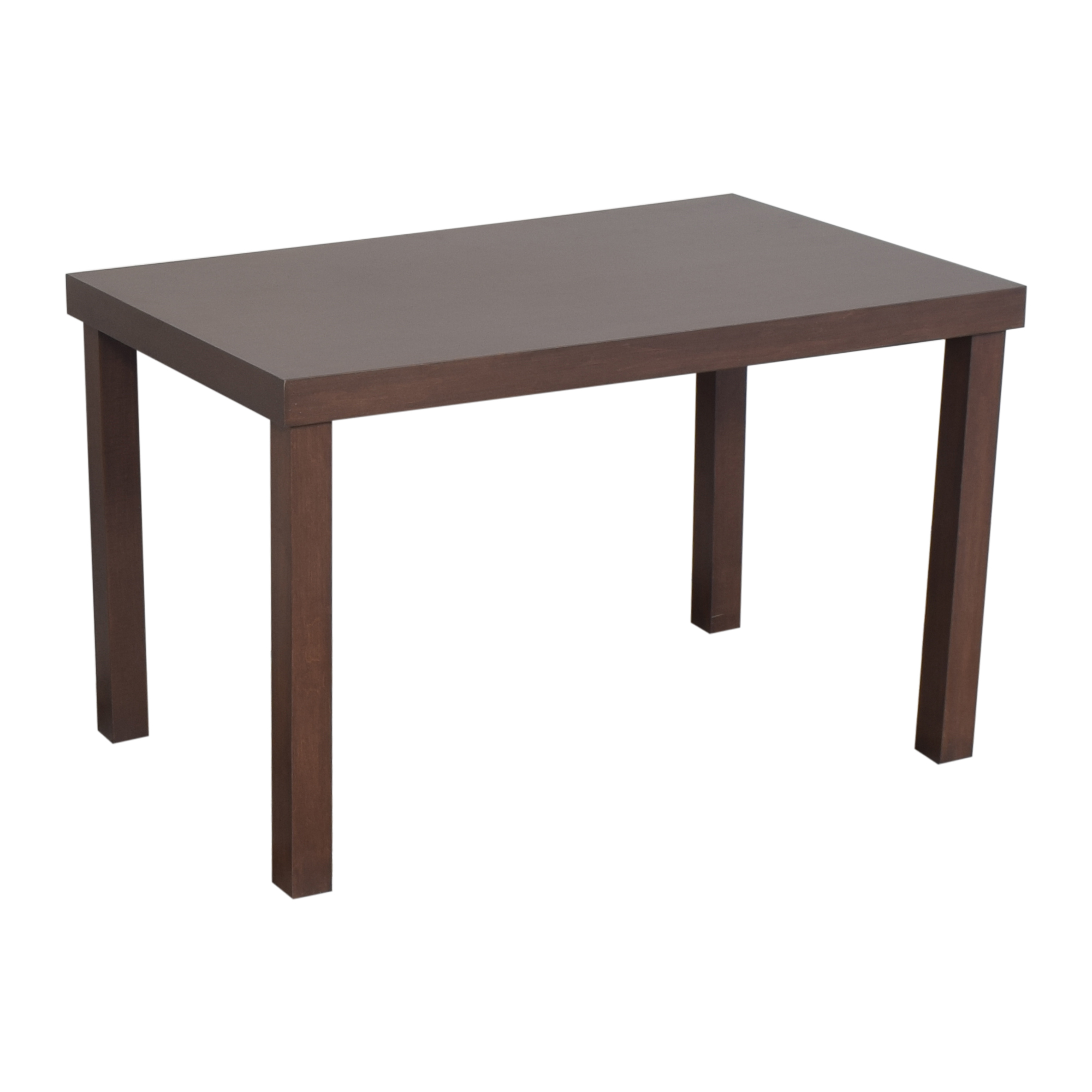 Parsons-Style Dining Table sale