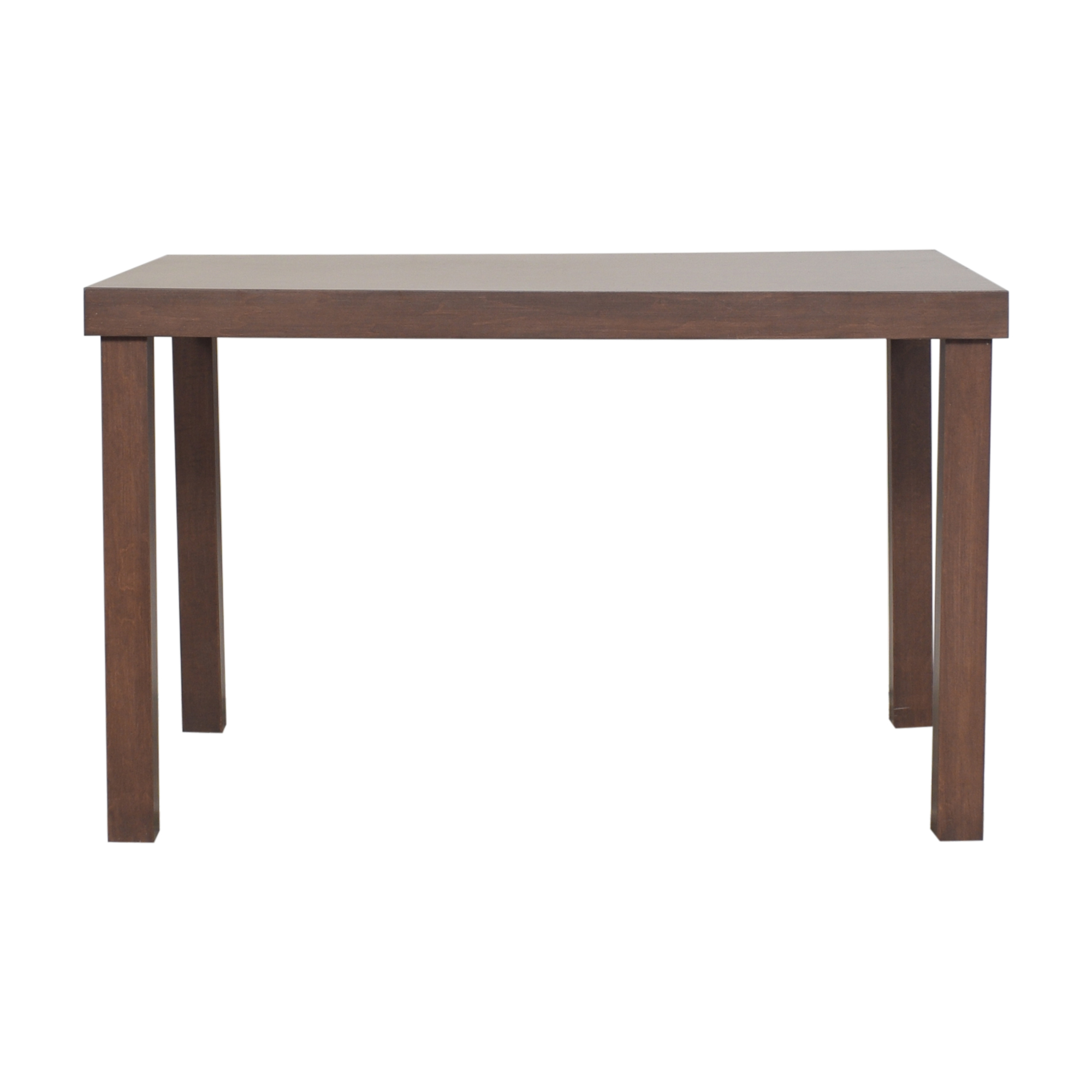 Parsons-Style Dining Table ct