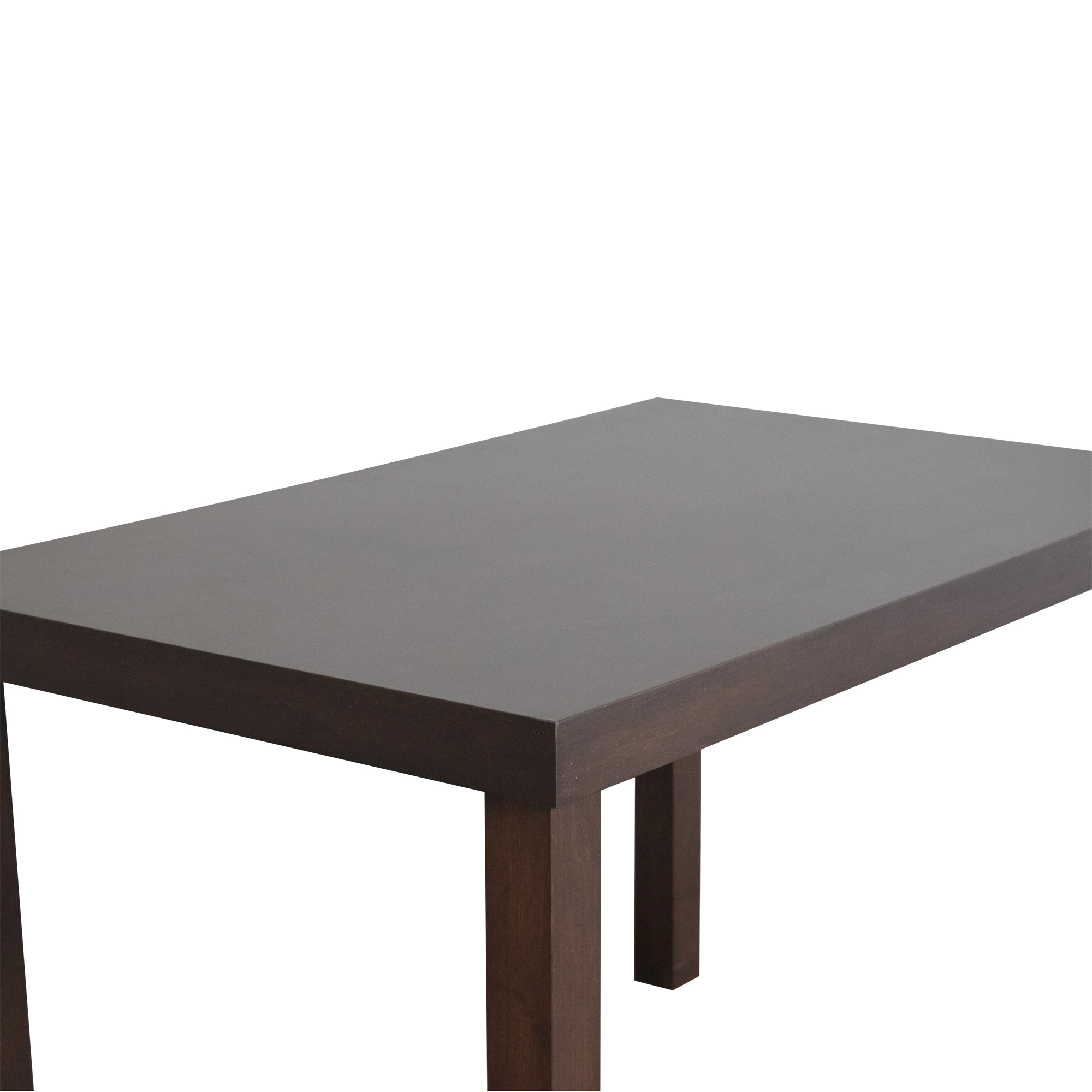 Parsons-Style Dining Table nyc