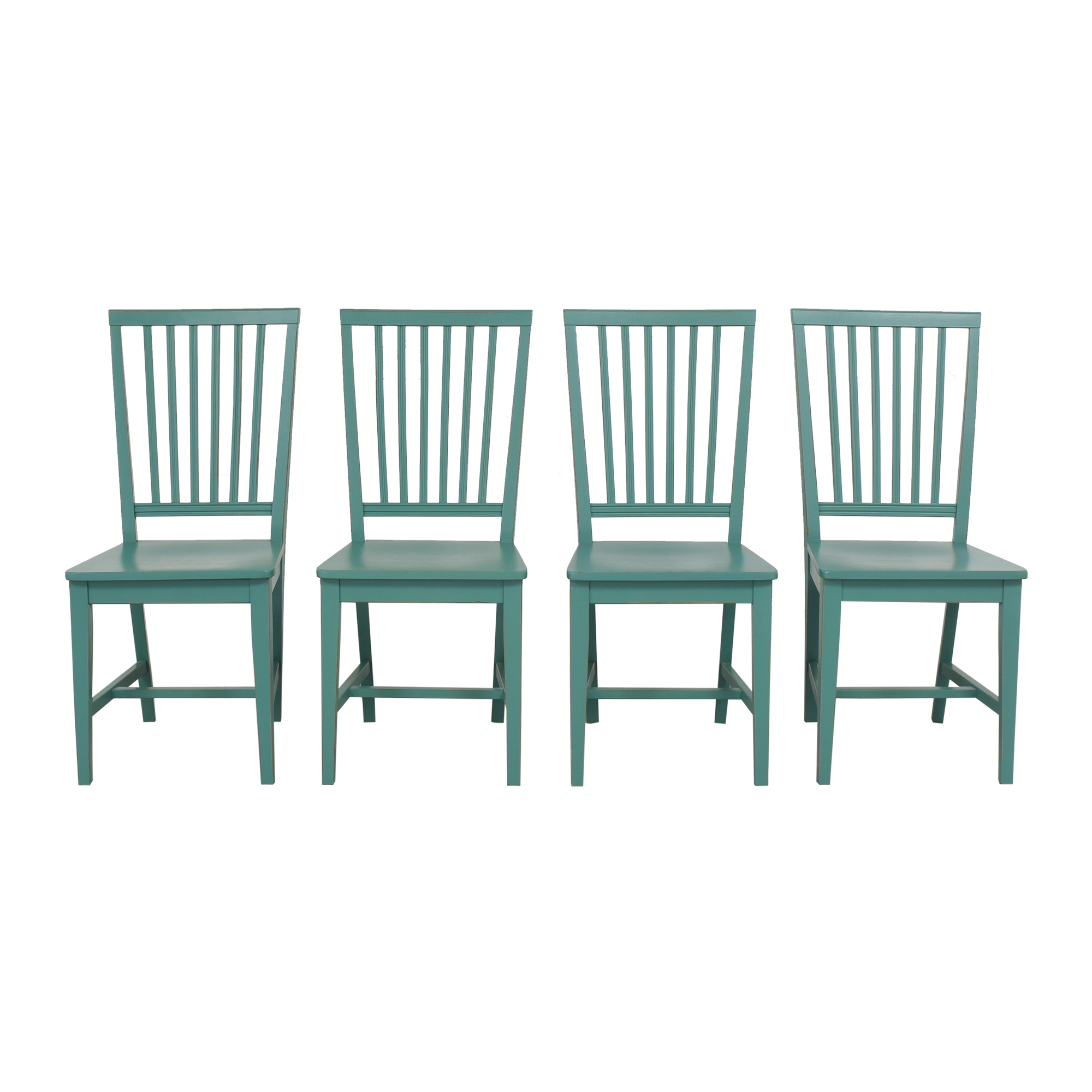 Crate & Barrel Village Dining Chairs / Chairs