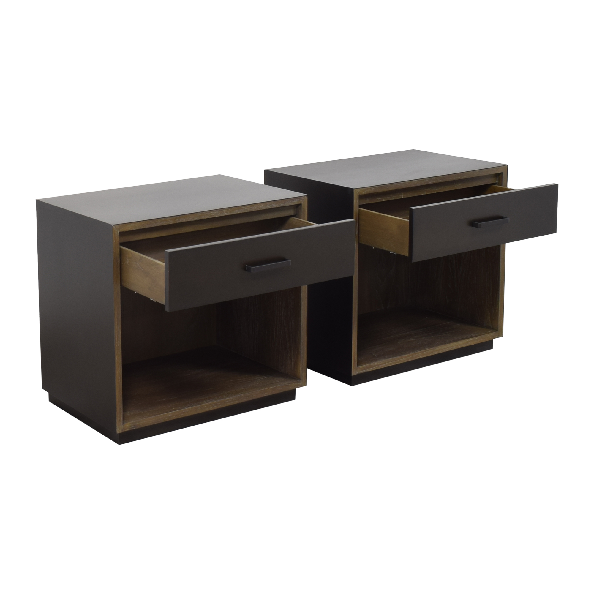 Brownstone Furniture Brownstone Furniture Baldwin Closed Nightstands pa