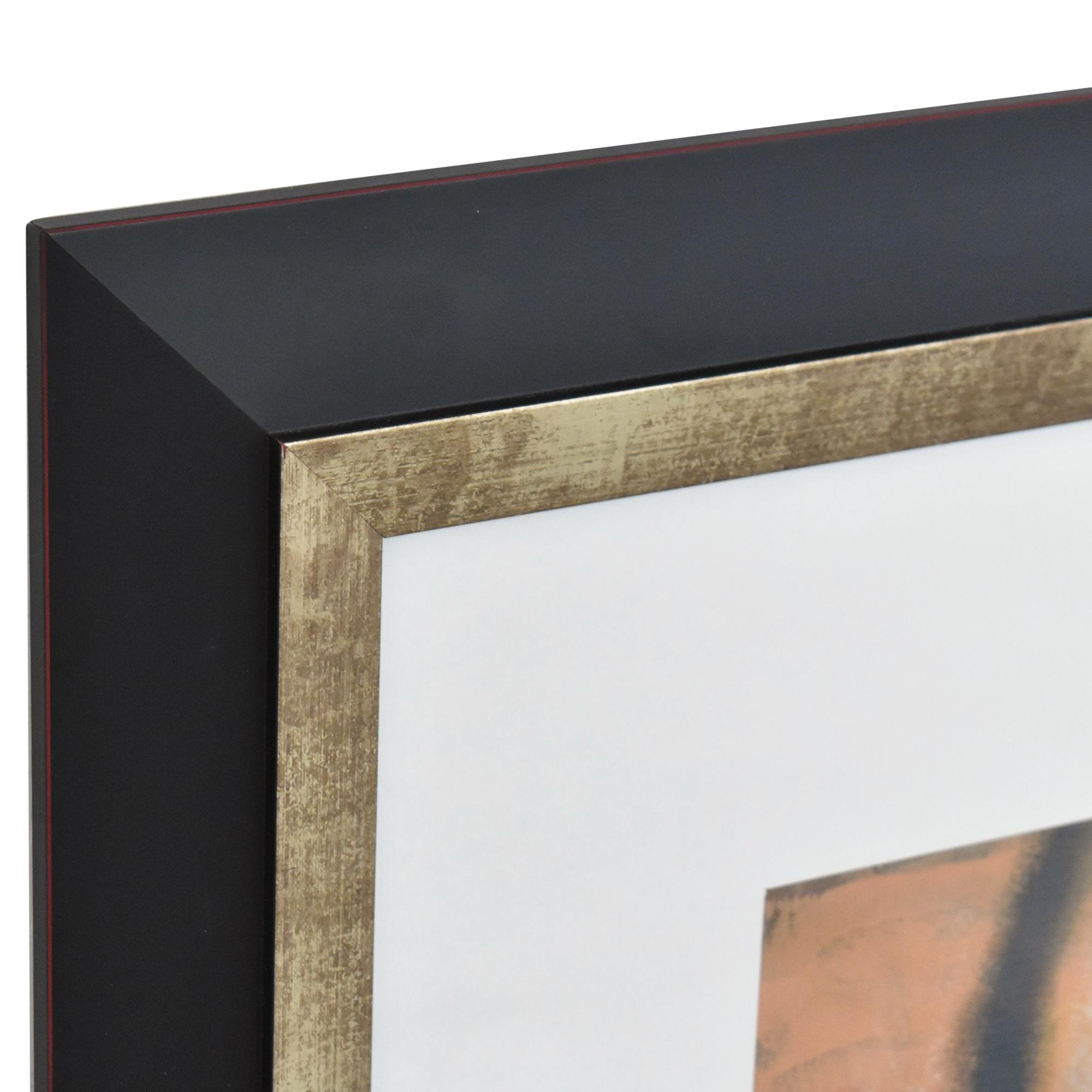 Eric Balint Escorial I & II Framed Wall Art nj