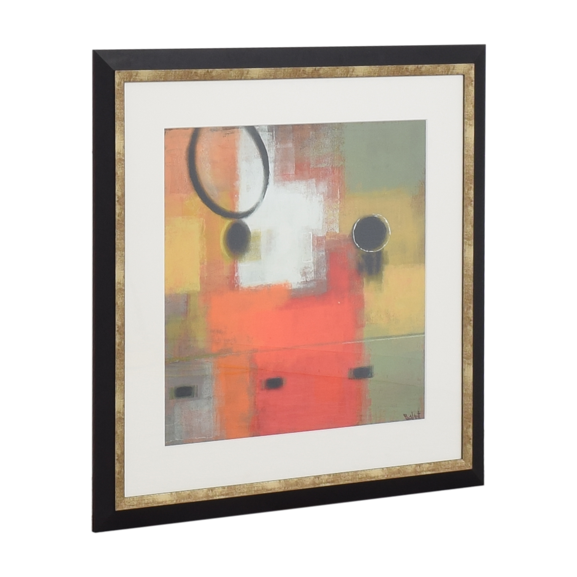 Eric Balint Escorial I & II Framed Wall Art Decor