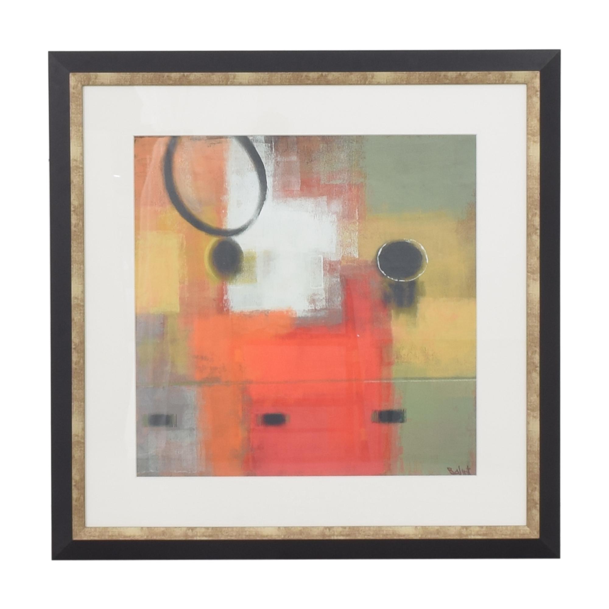 Eric Balint Escorial Framed Wall Art pa