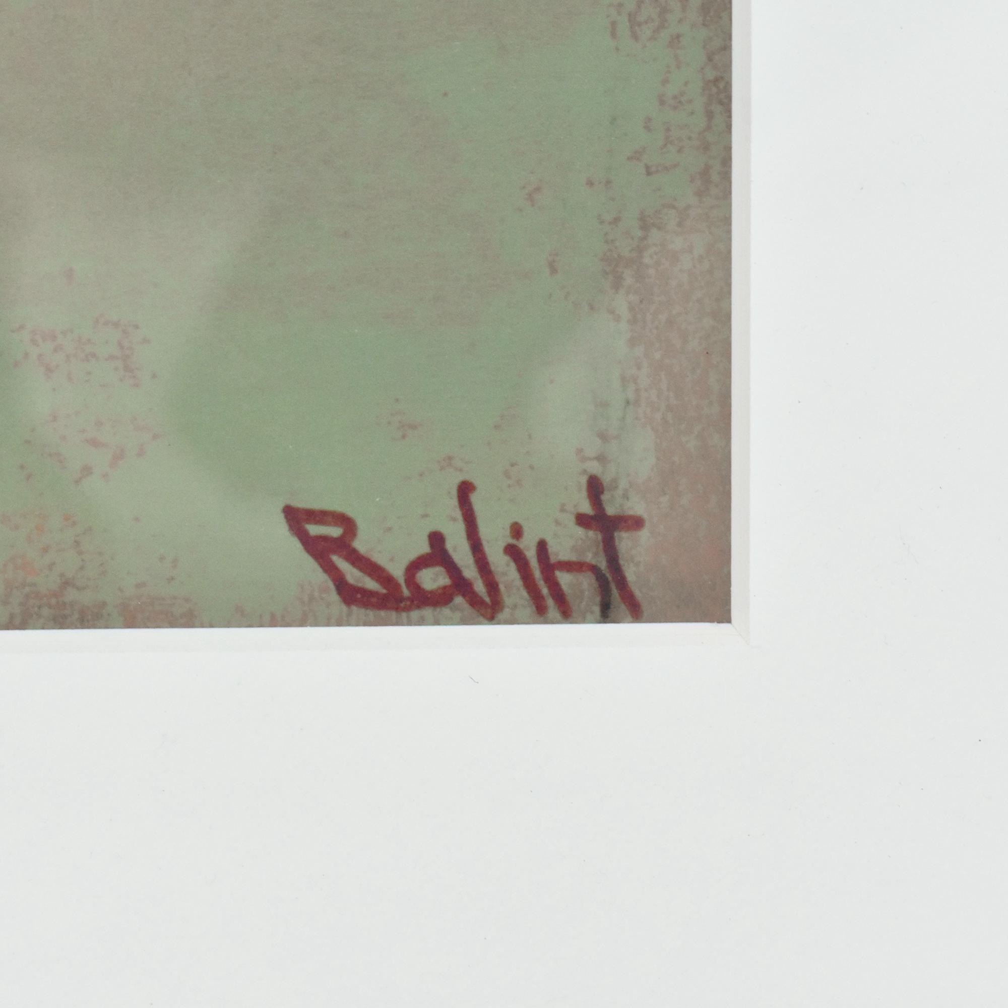 Eric Balint Escorial I & II Framed Wall Art second hand