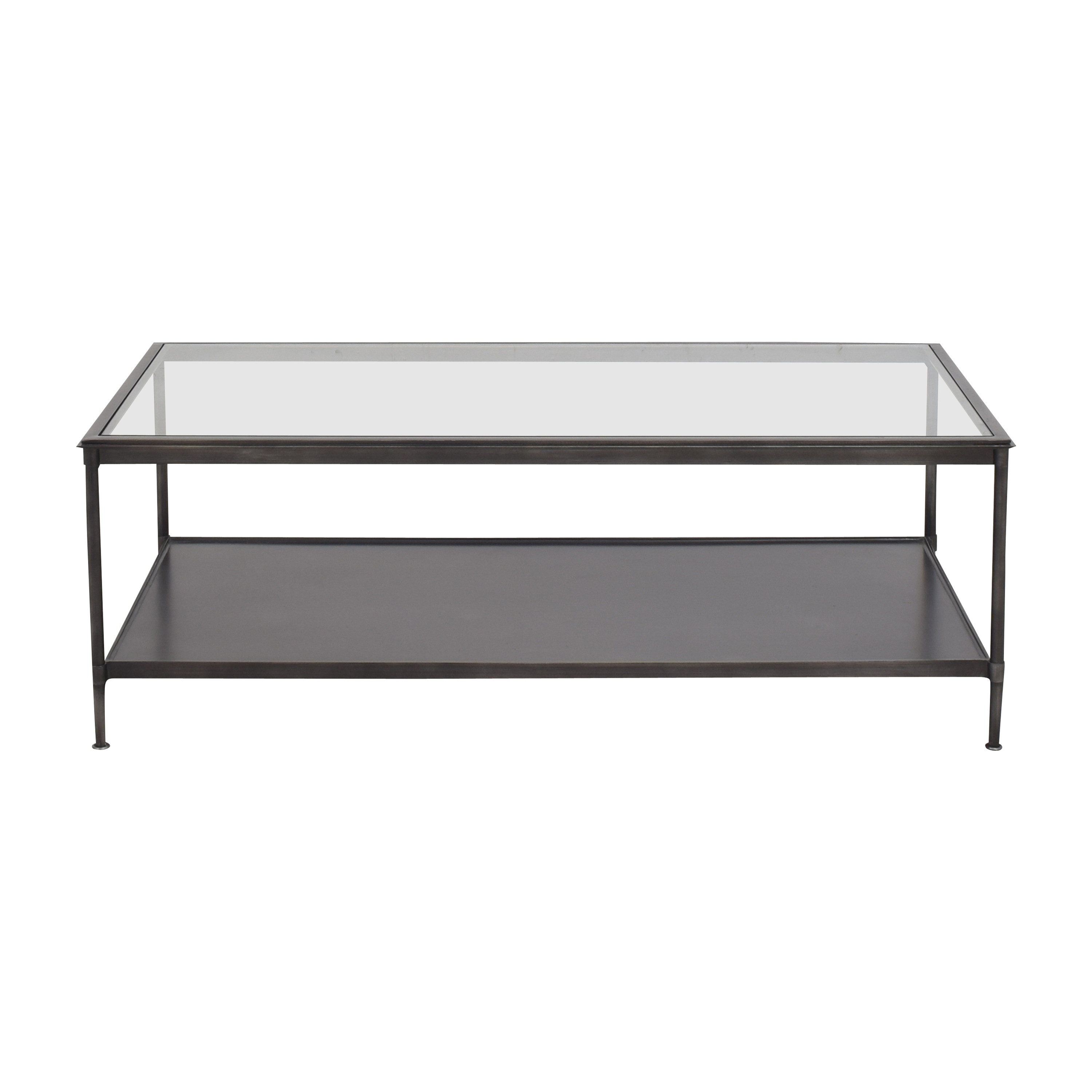 shop Crate & Barrel Kyra Coffee Table  Coffee Tables