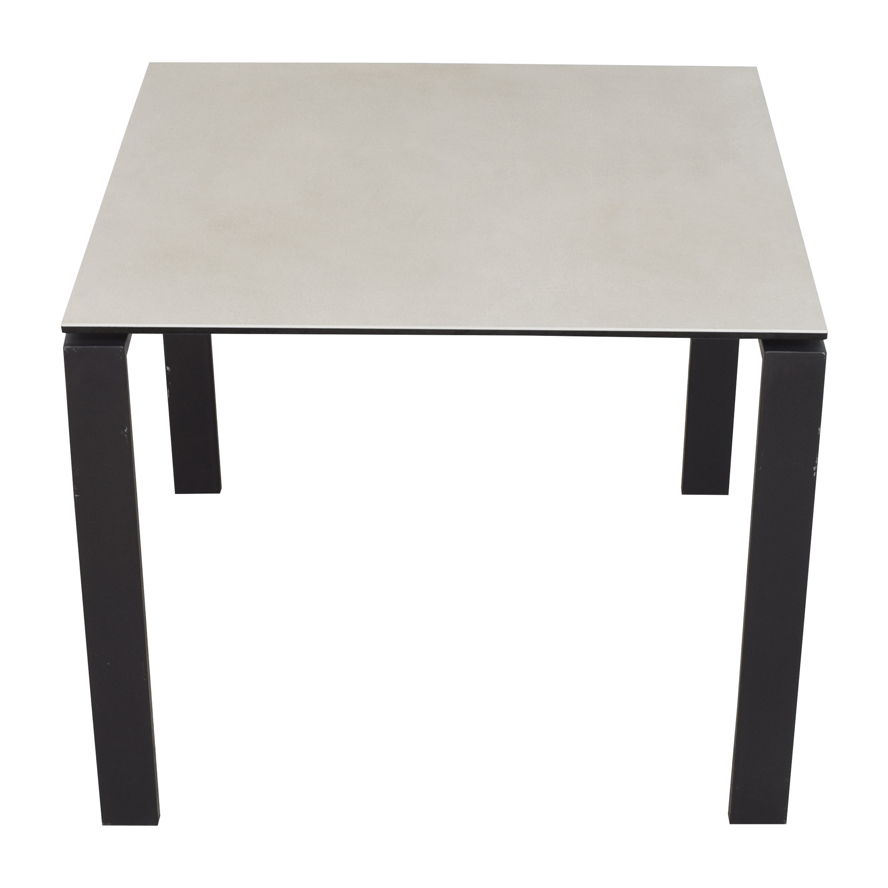 buy Modern Floating Top Dining Table  Tables