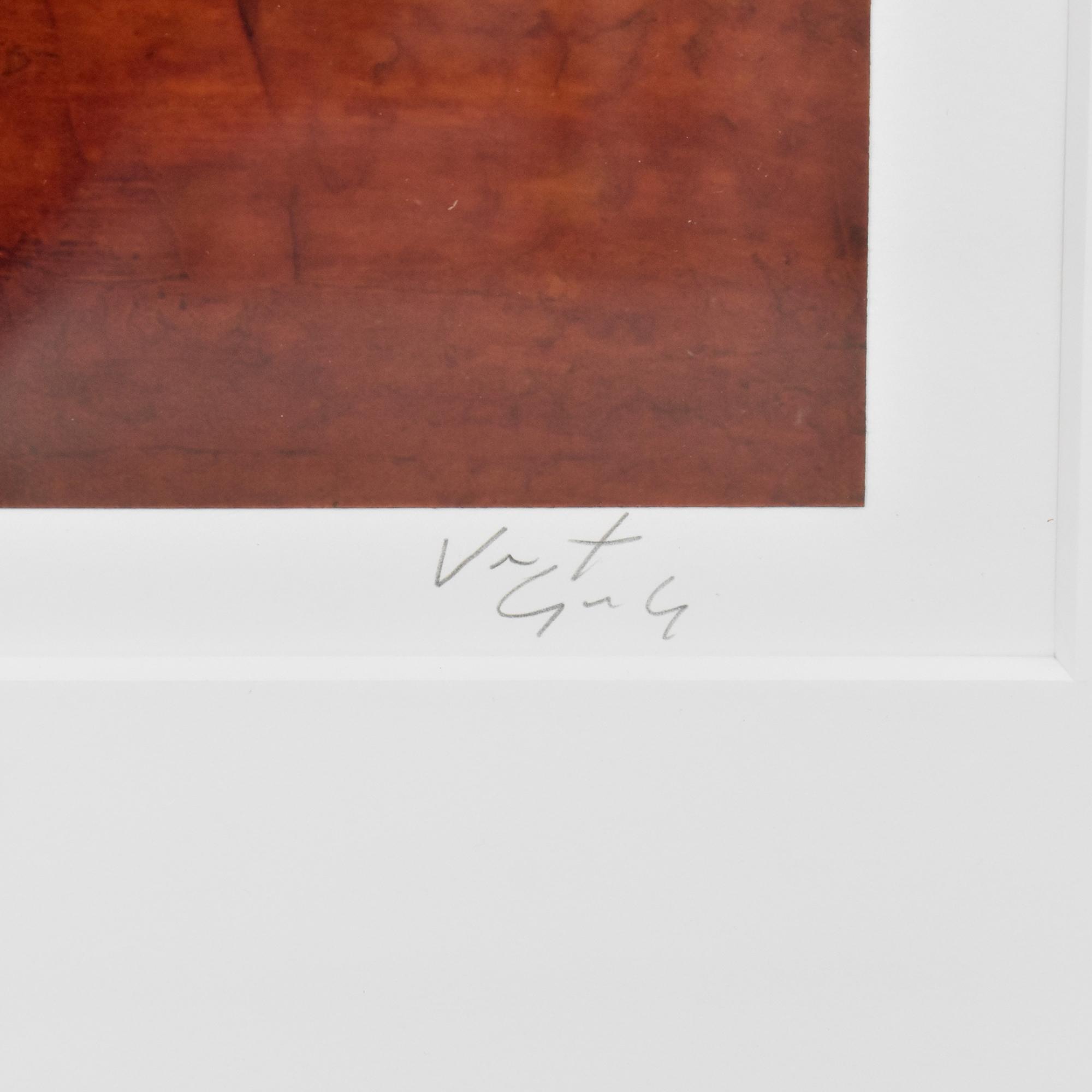 buy Deljou Art Group Vincent George Equinox VI Framed Wall Art  Wall Art