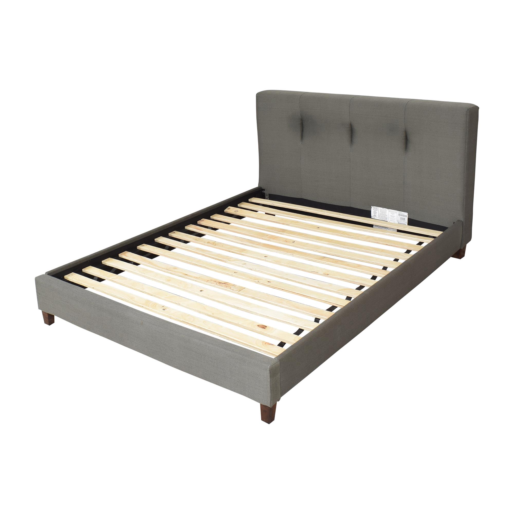 Ashley Furniture Ashley Furniture Upholstered Queen Bed Bed Frames