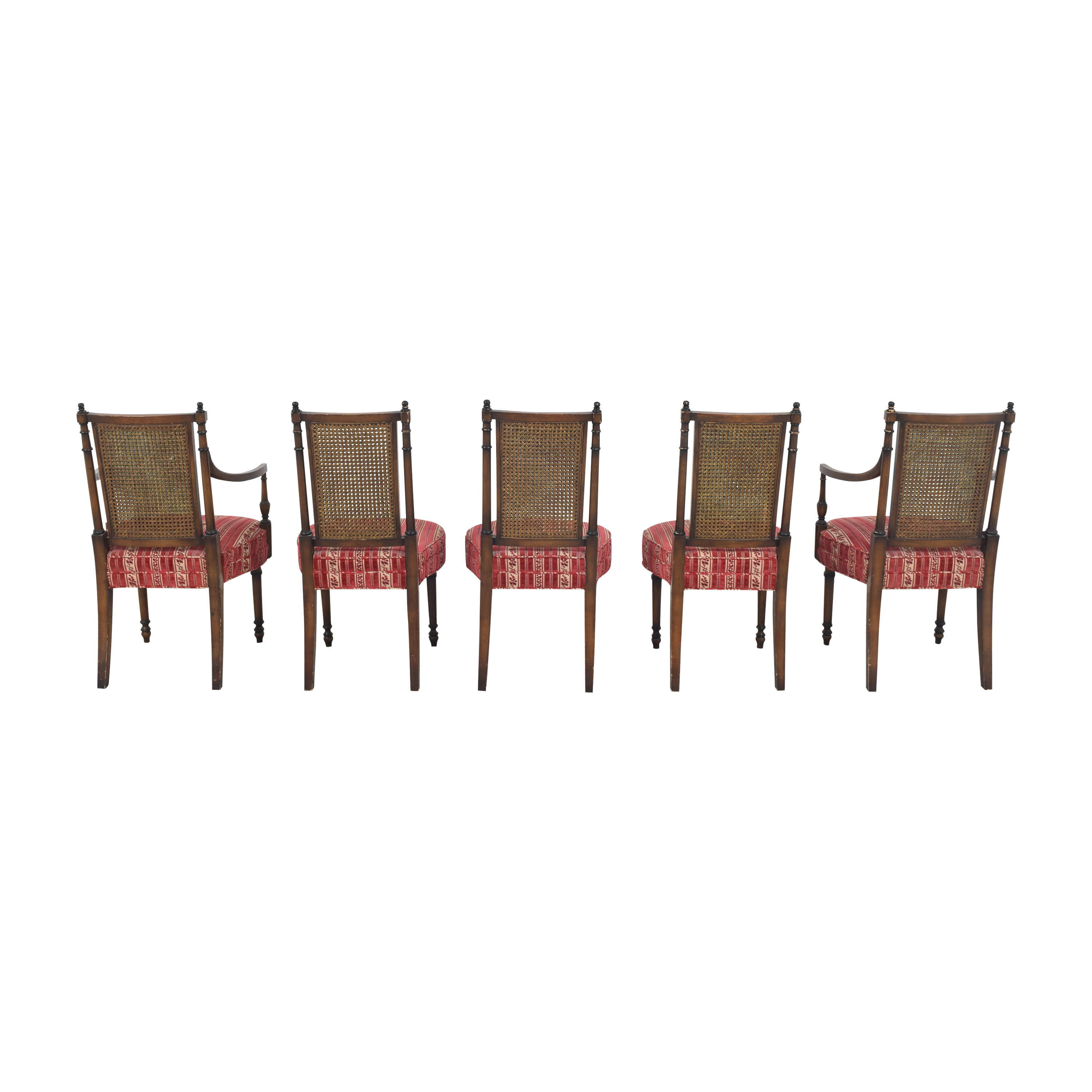 shop Vintage Upholstered Dining Chairs  Dining Chairs
