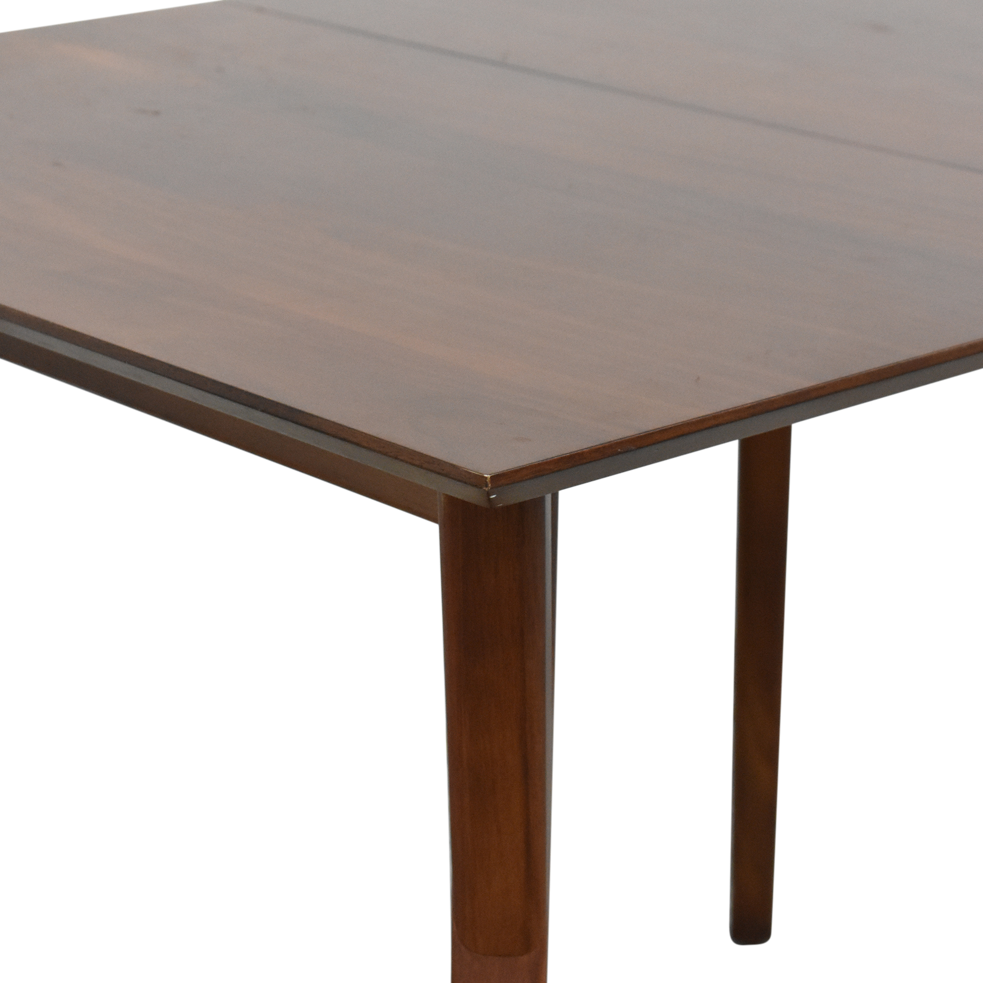 West Elm Mid Century Expandable Dining Table sale