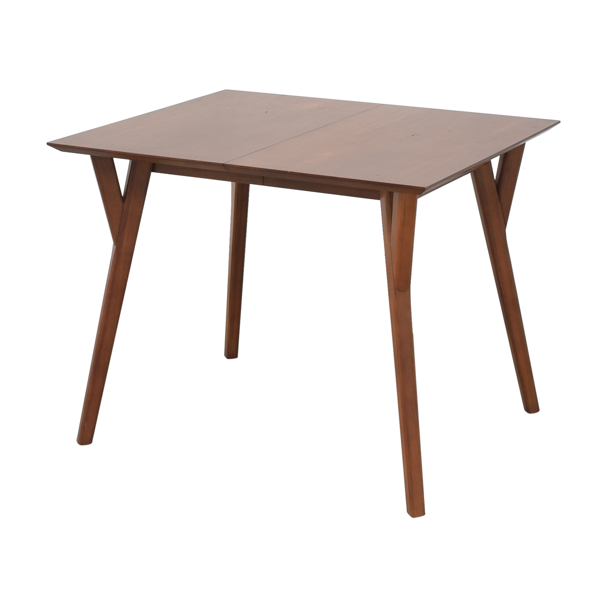 West Elm West Elm Mid Century Expandable Dining Table on sale