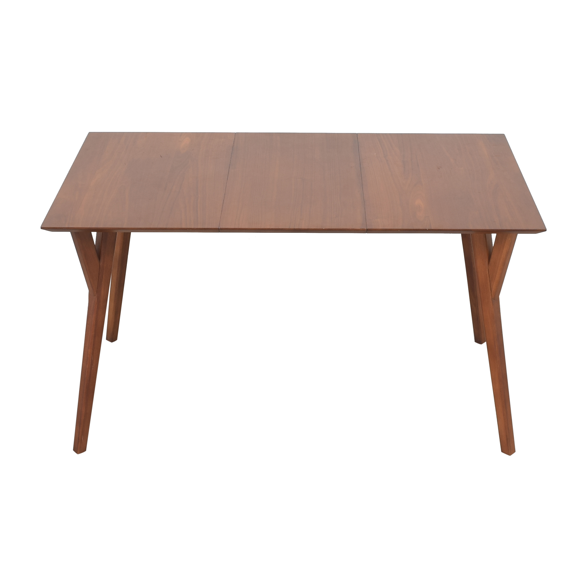 West Elm West Elm Mid Century Expandable Dining Table ct