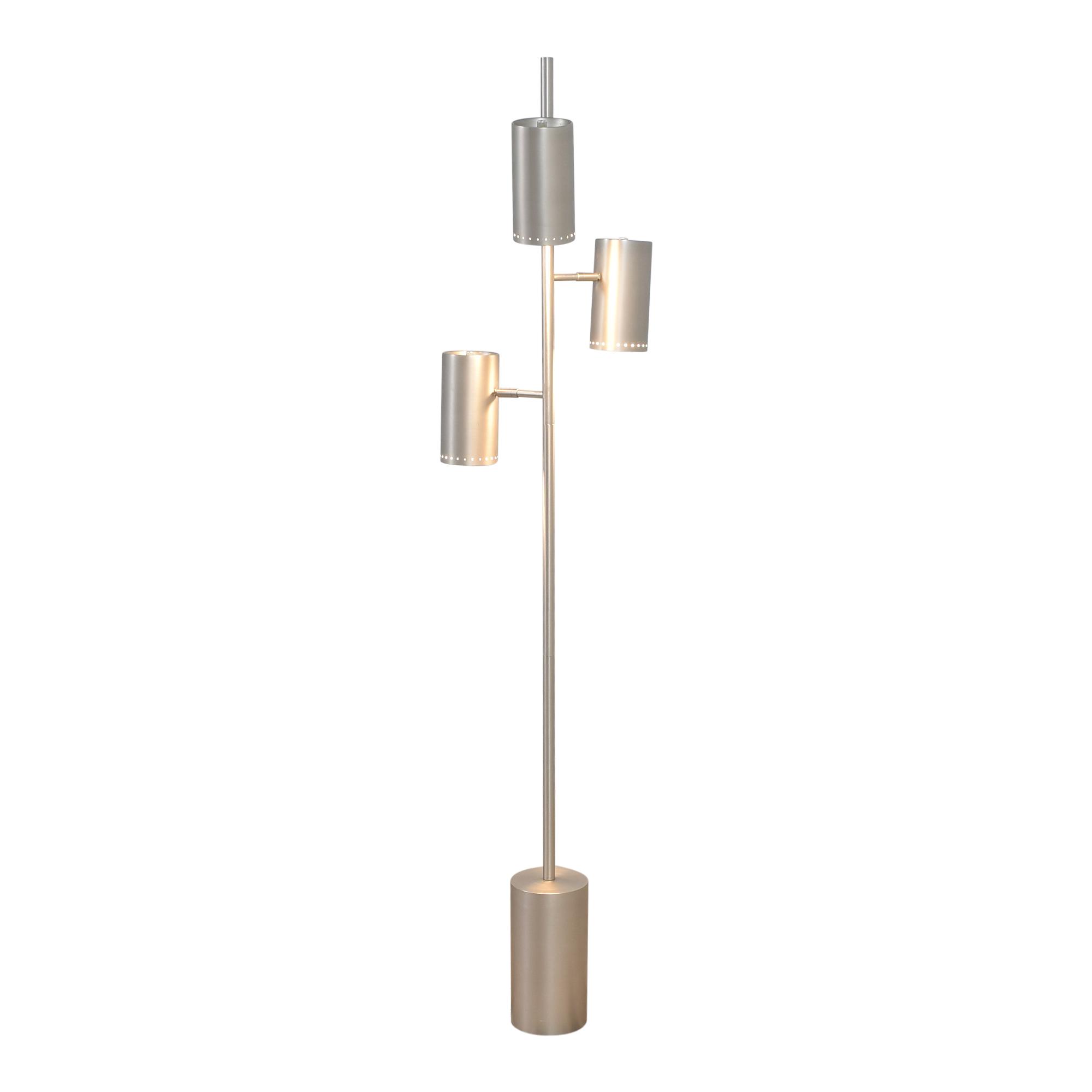 CB2 CB2 Trio Floor Lamp discount