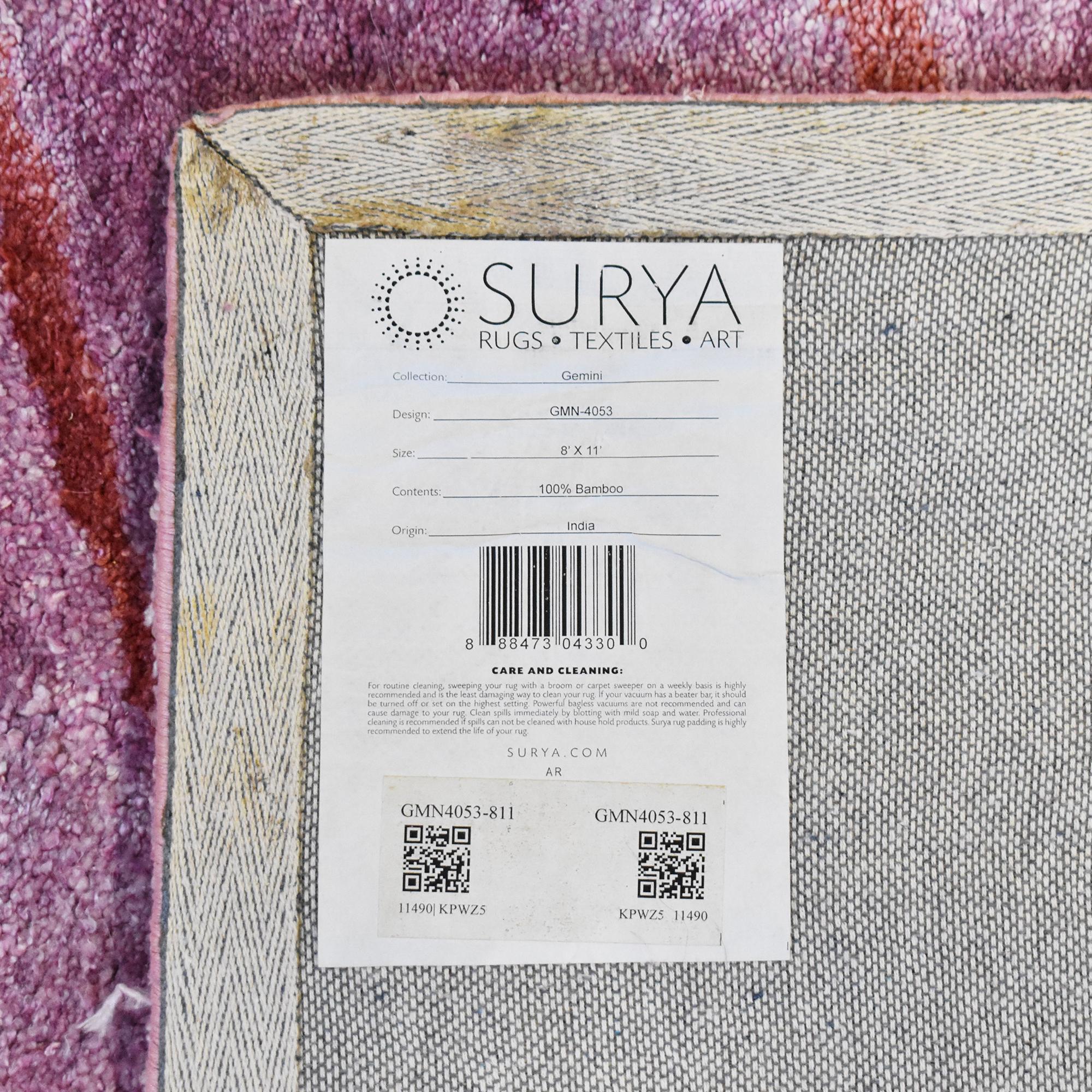 buy Surya Patterned Area Rug Surya Decor