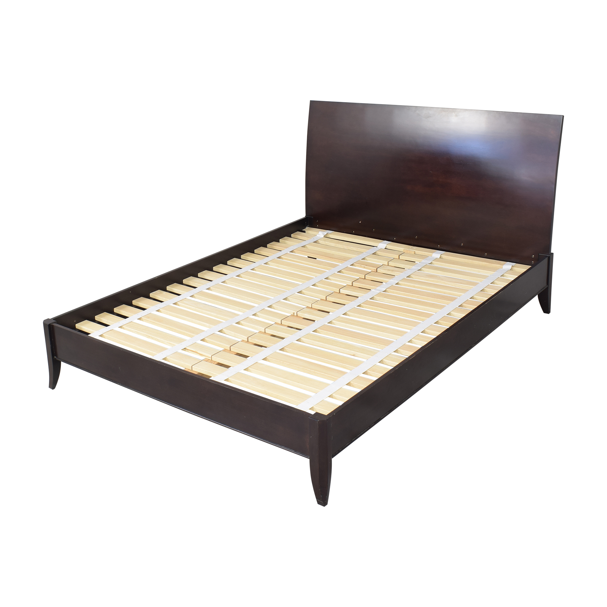 shop Crate & Barrel Crate & Barrel Queen Platform Bed online