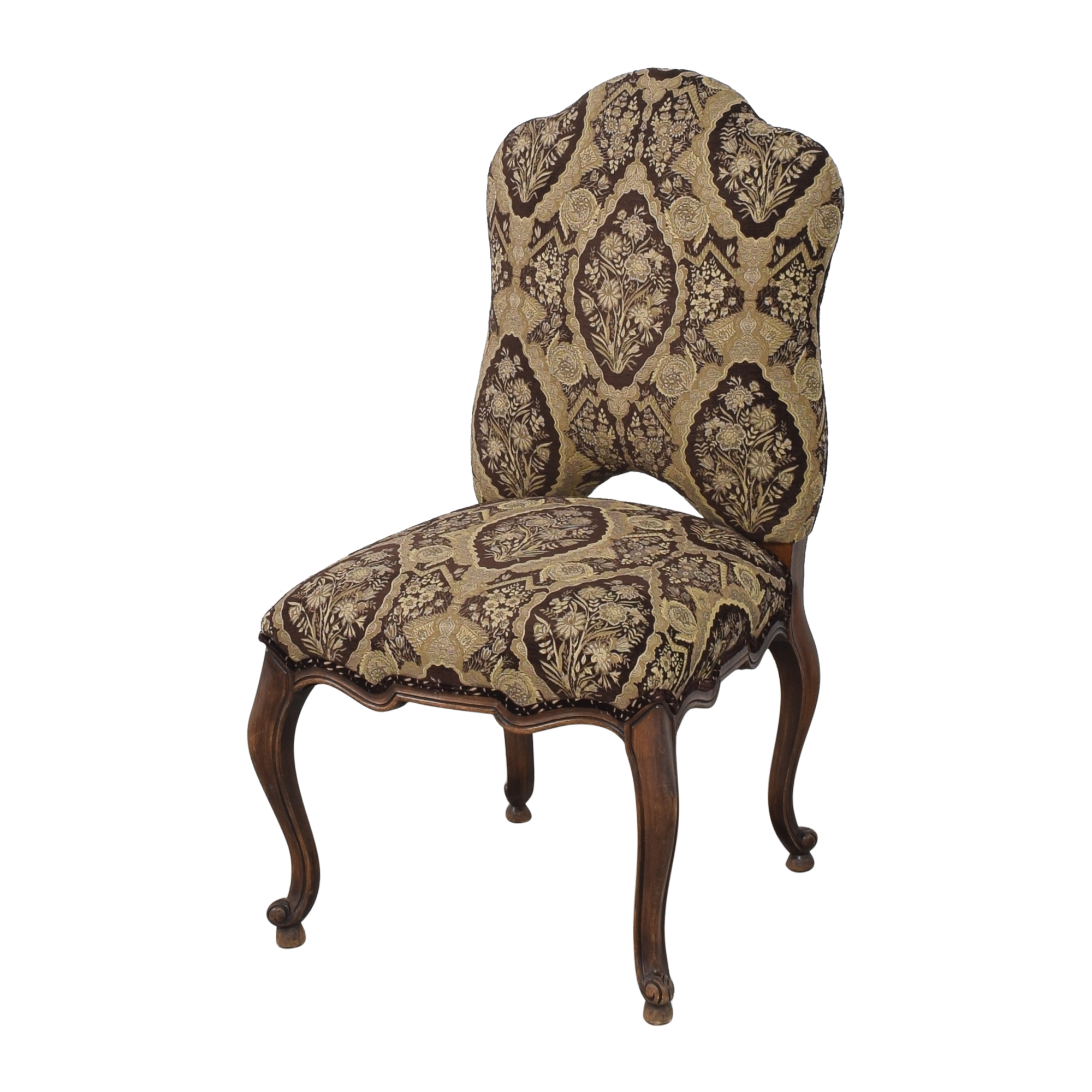 Upholstered Accent Chair ct