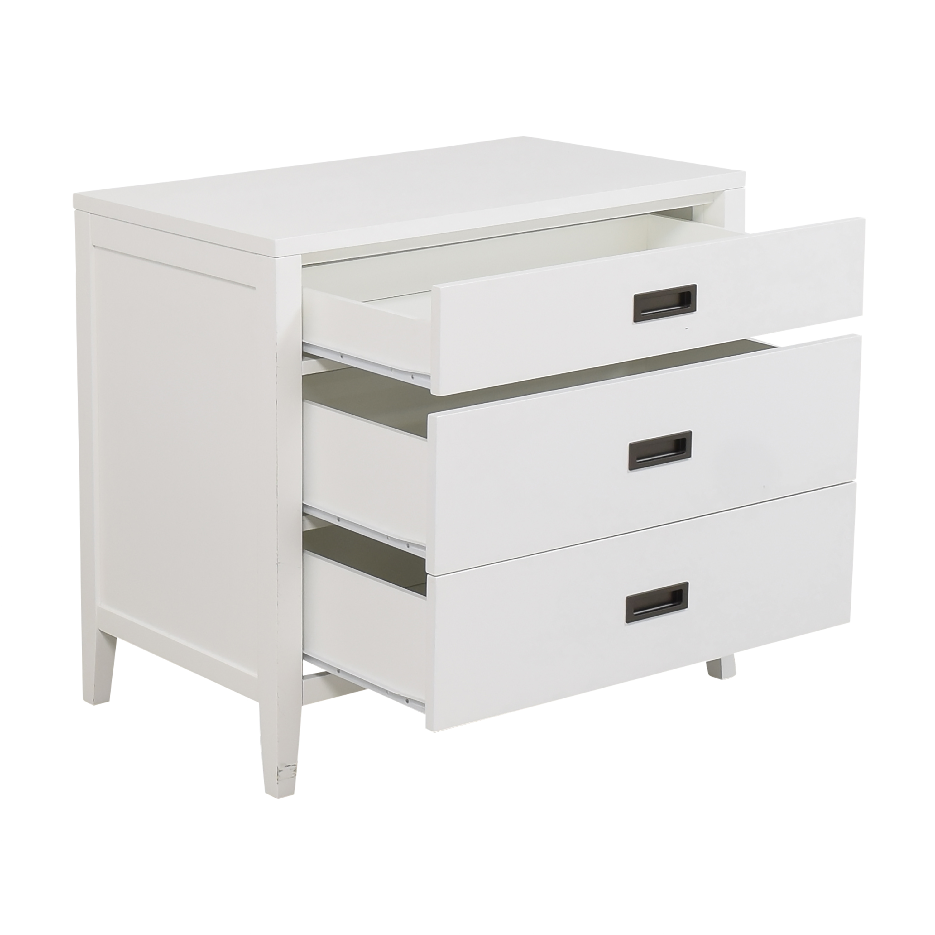 Crate & Barrel Crate & Barrel Arch Three Drawer Chest coupon