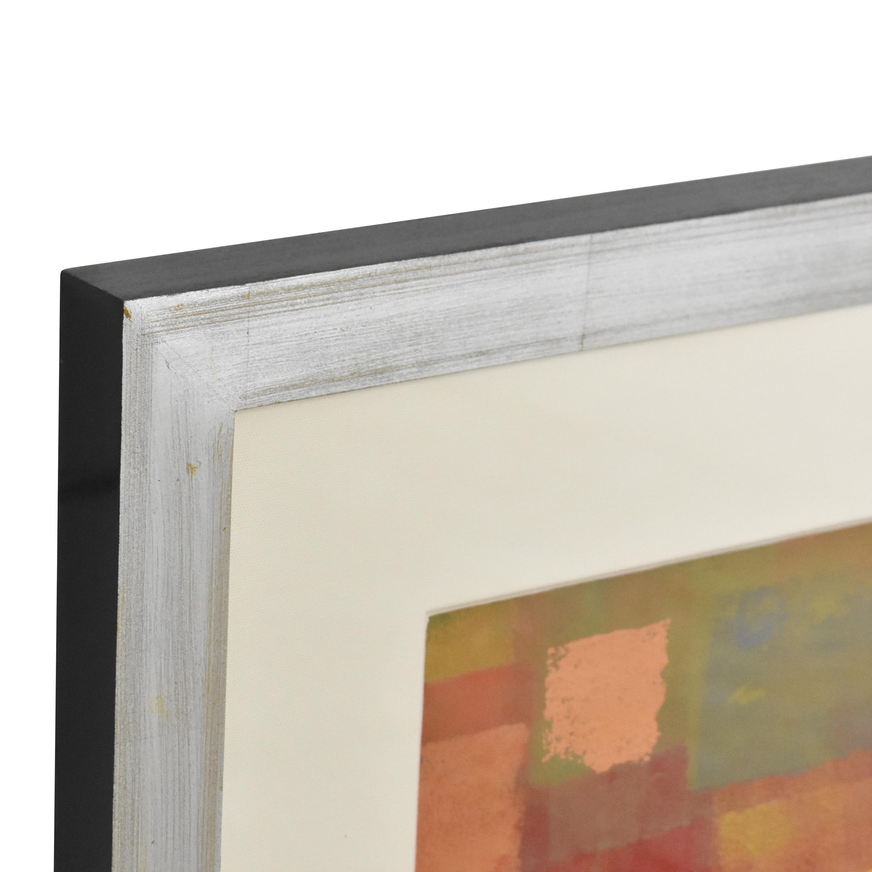 Eric Balint Escorial Framed Wall Art / Decor