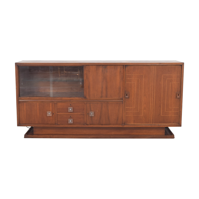 Mid-Century Bar Cabinet on sale