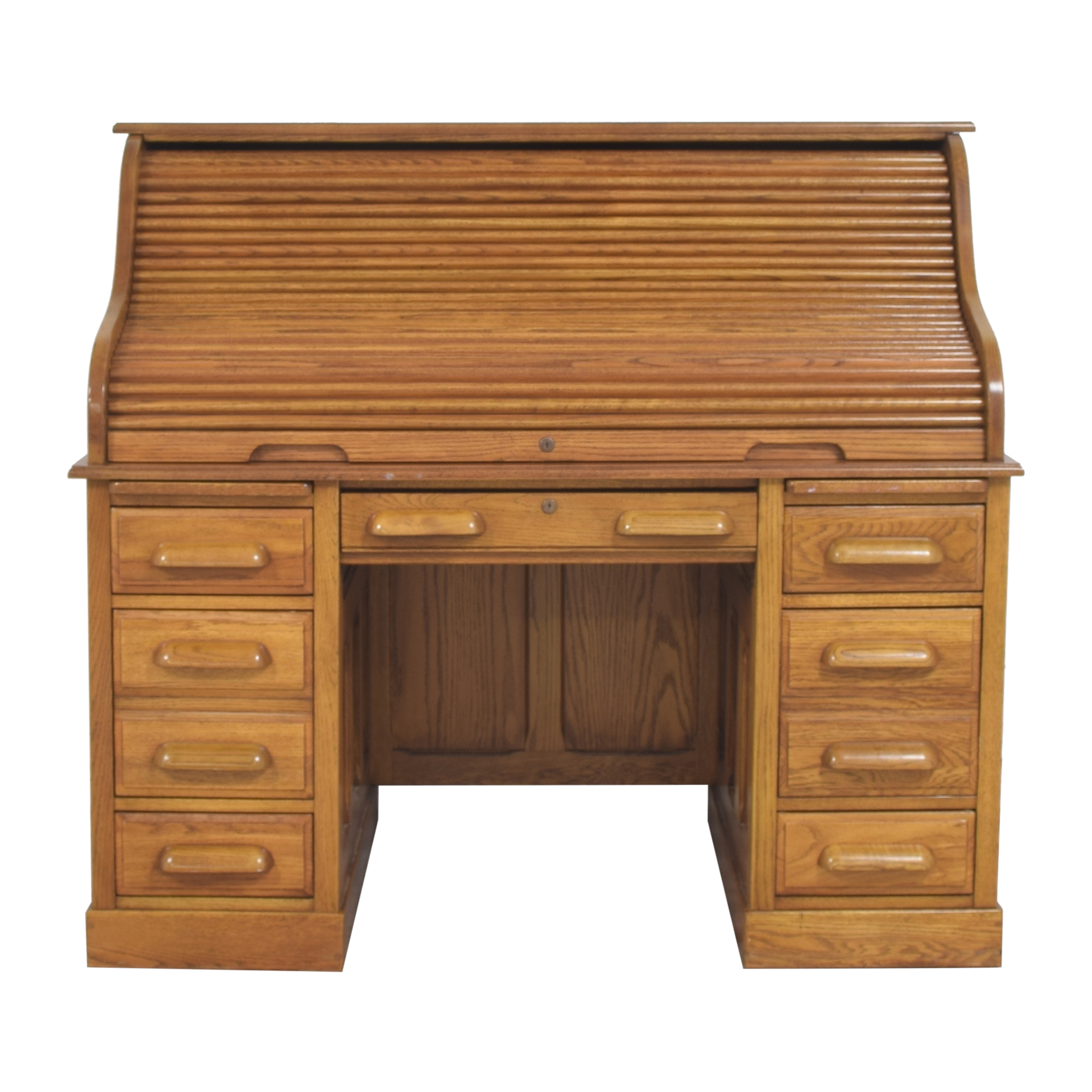 Mount Airy National Mount Airy Roll Top Desk nj