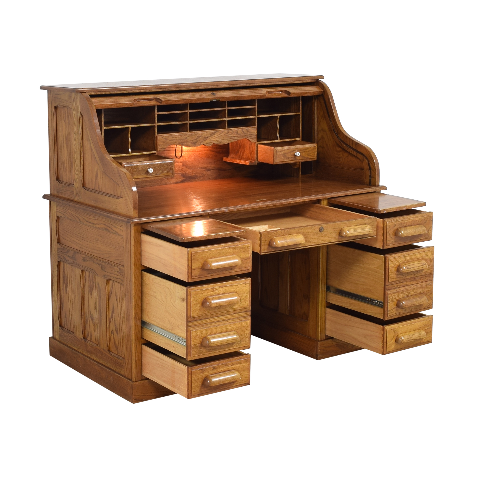 buy Mount Airy National Mount Airy Roll Top Desk online