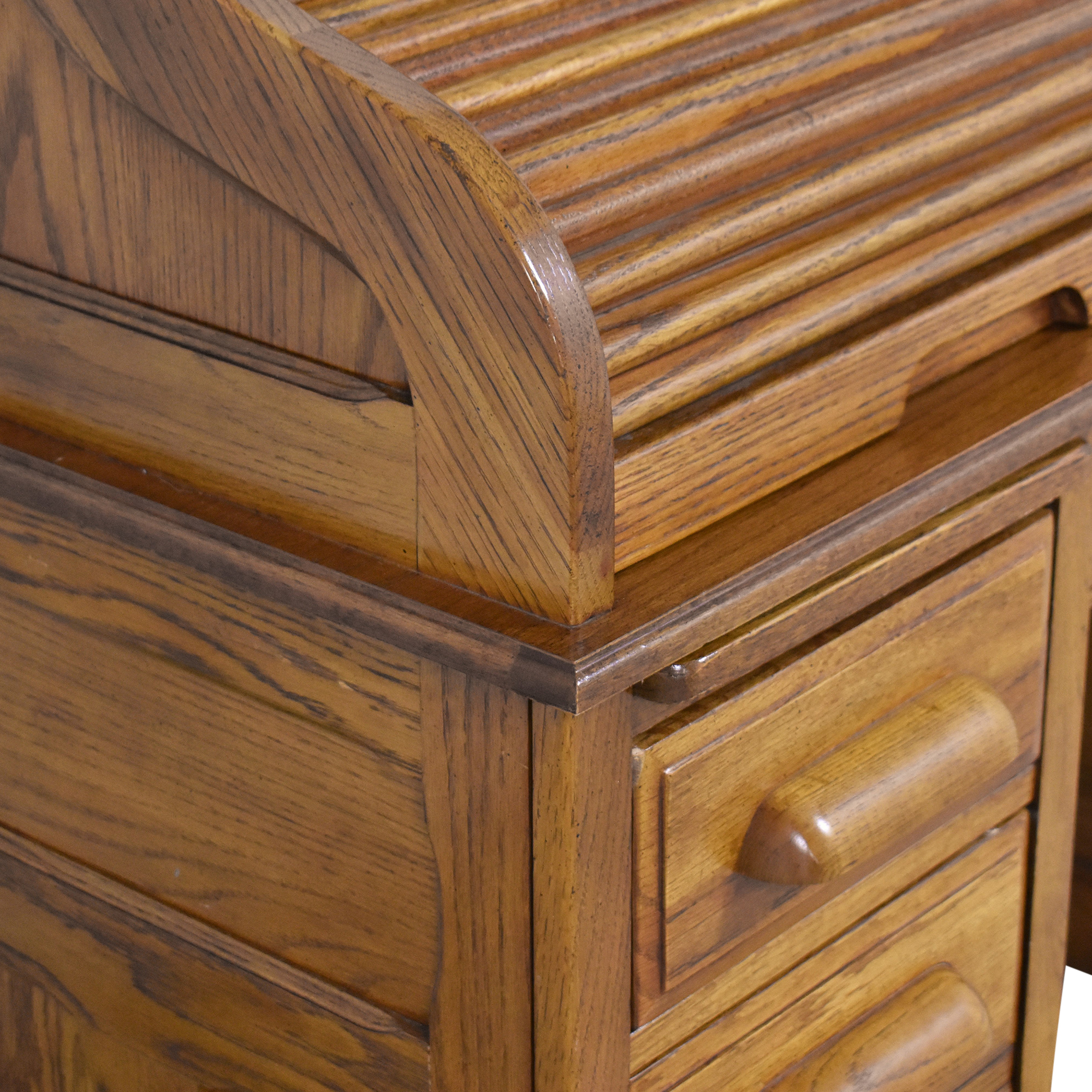 Mount Airy National Mount Airy Roll Top Desk price