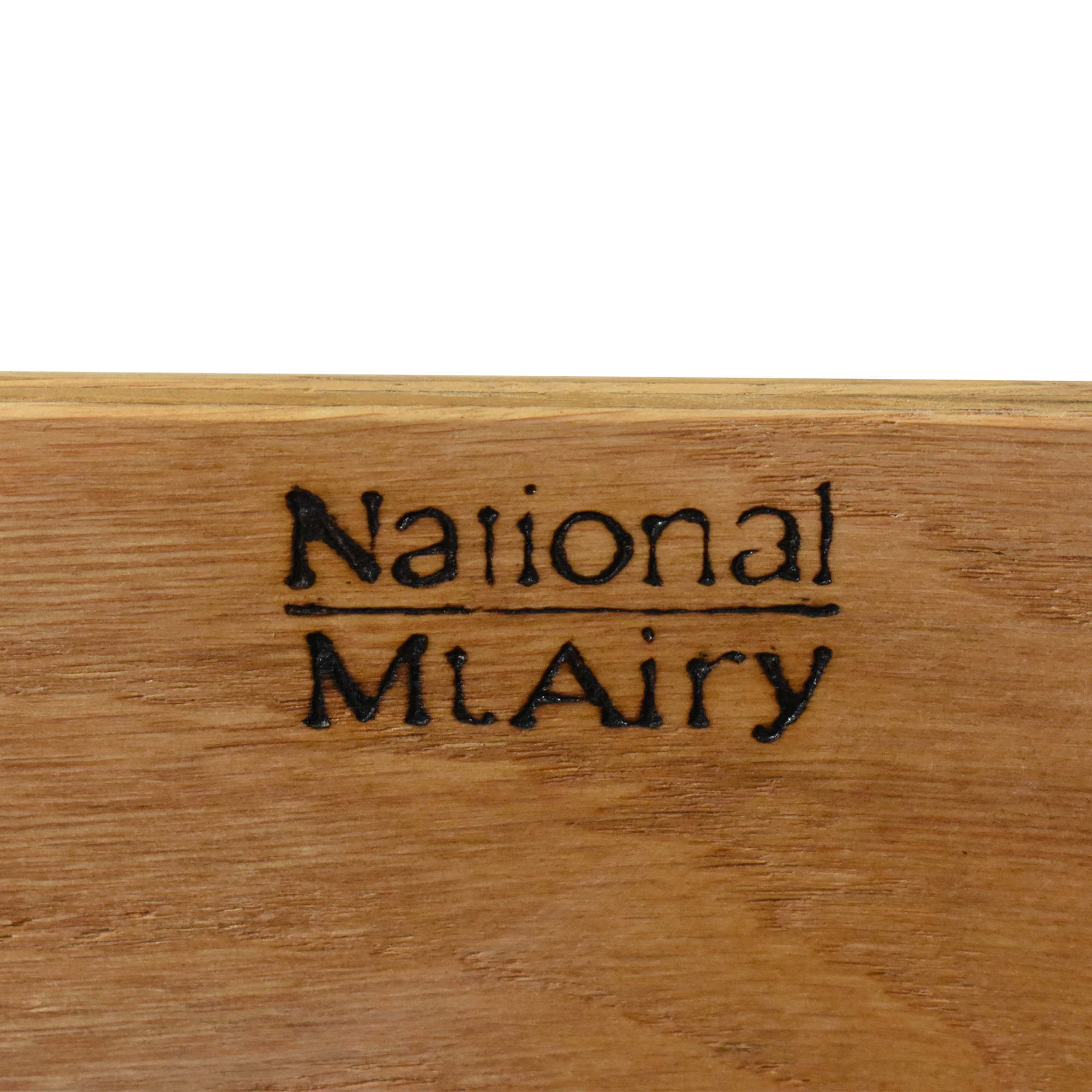 National Mount Airy Roll Top Desk Mount Airy