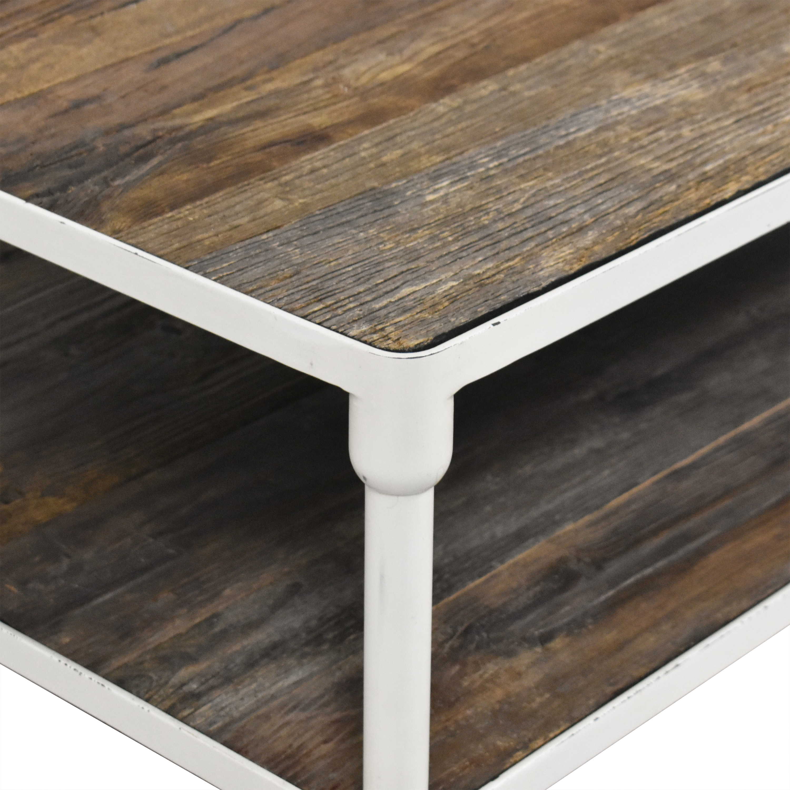 Restoration Hardware Restoration Hardware Dutch Industrial Coffee Table for sale