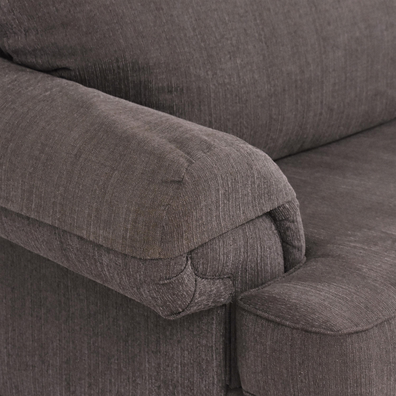 Bassett Furniture Bassett Furniture Two Cushion Sofa second hand