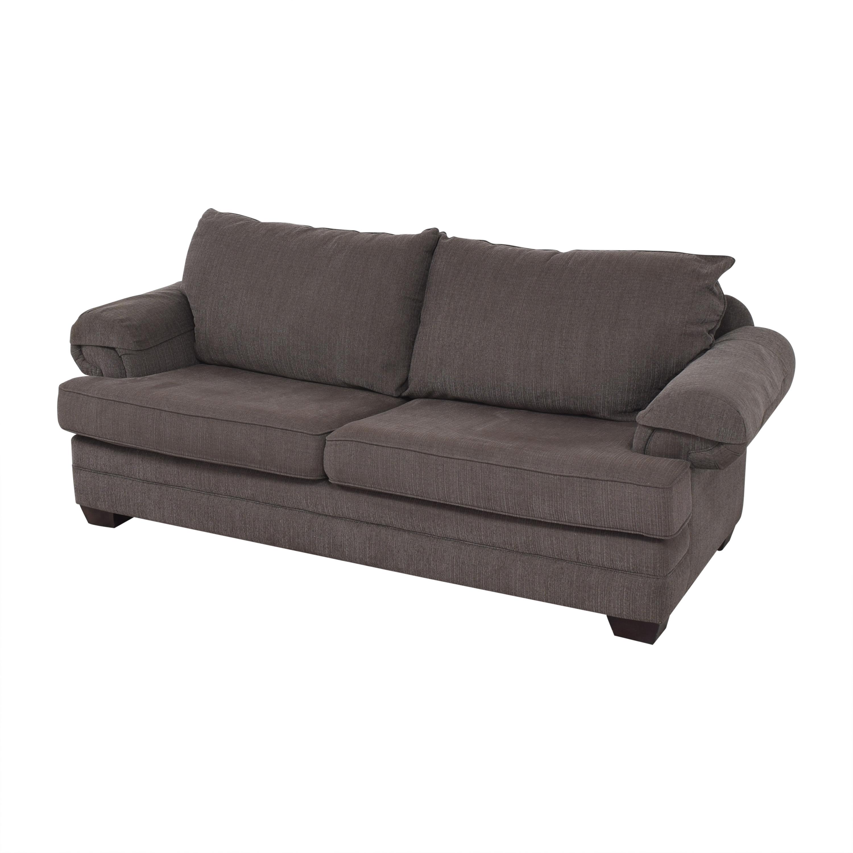 Bassett Furniture Bassett Furniture Two Cushion Sofa nj