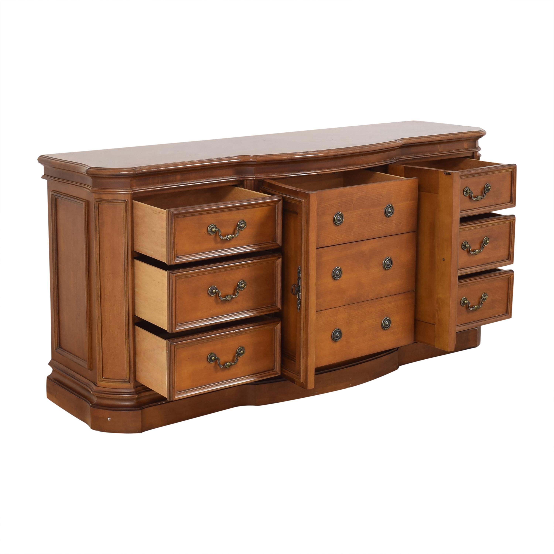 buy Bernhardt Triple Dresser Bernhardt Storage