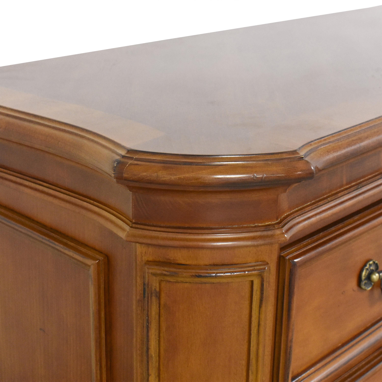 Bernhardt Bernhardt Triple Dresser Storage
