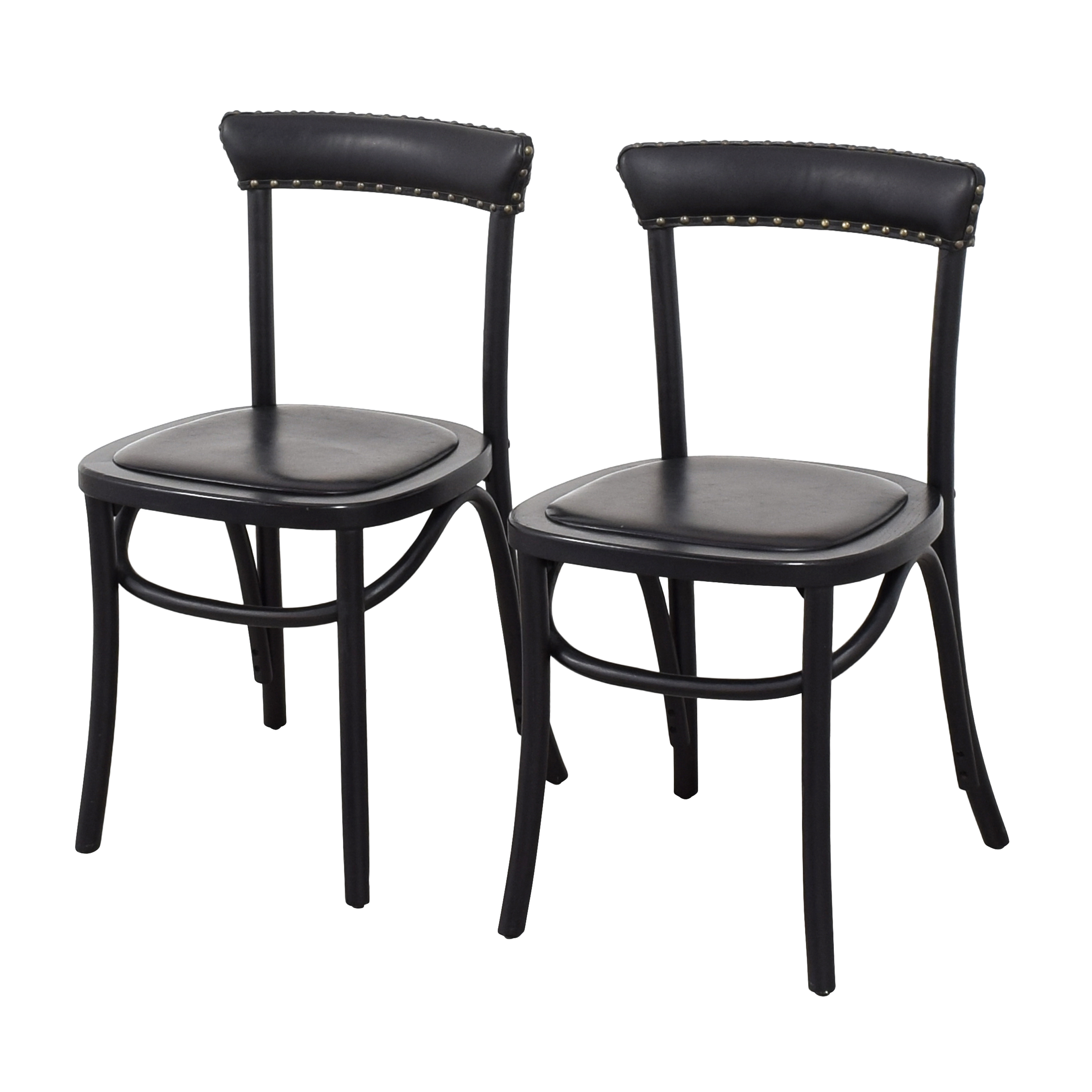Pottery Barn Pottery Barn Lucas Bistro Dining Chairs