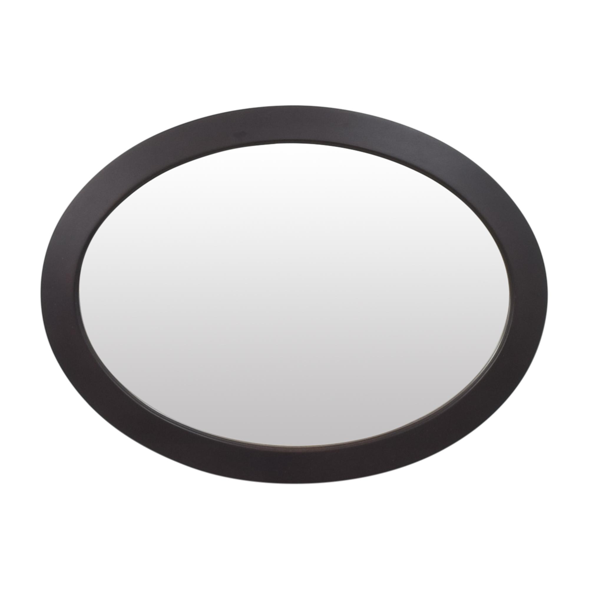 Shermag Shermag Oval Wall Mirror ma