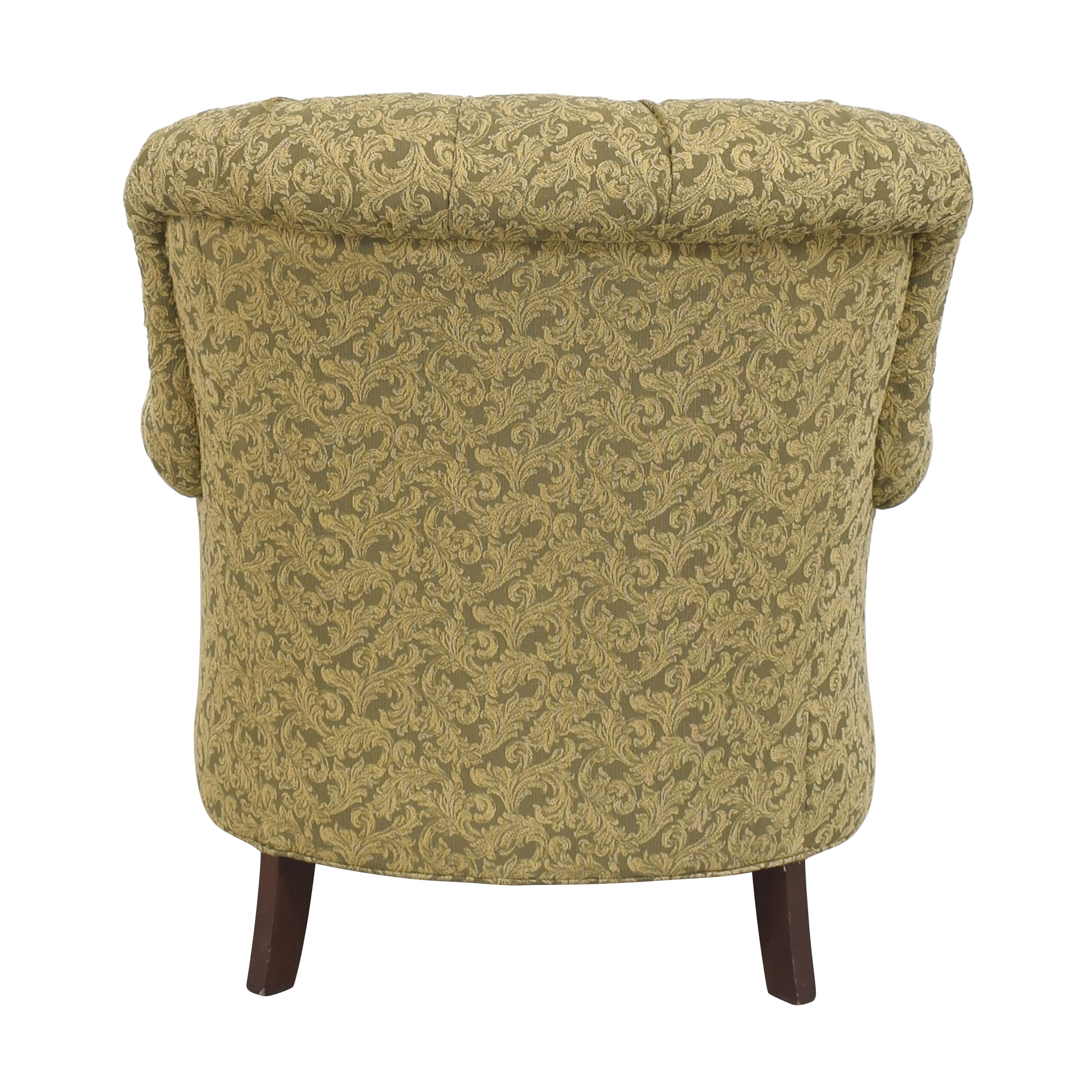 Domain Home Domain Home Tufted Roll Arm Accent Chair used