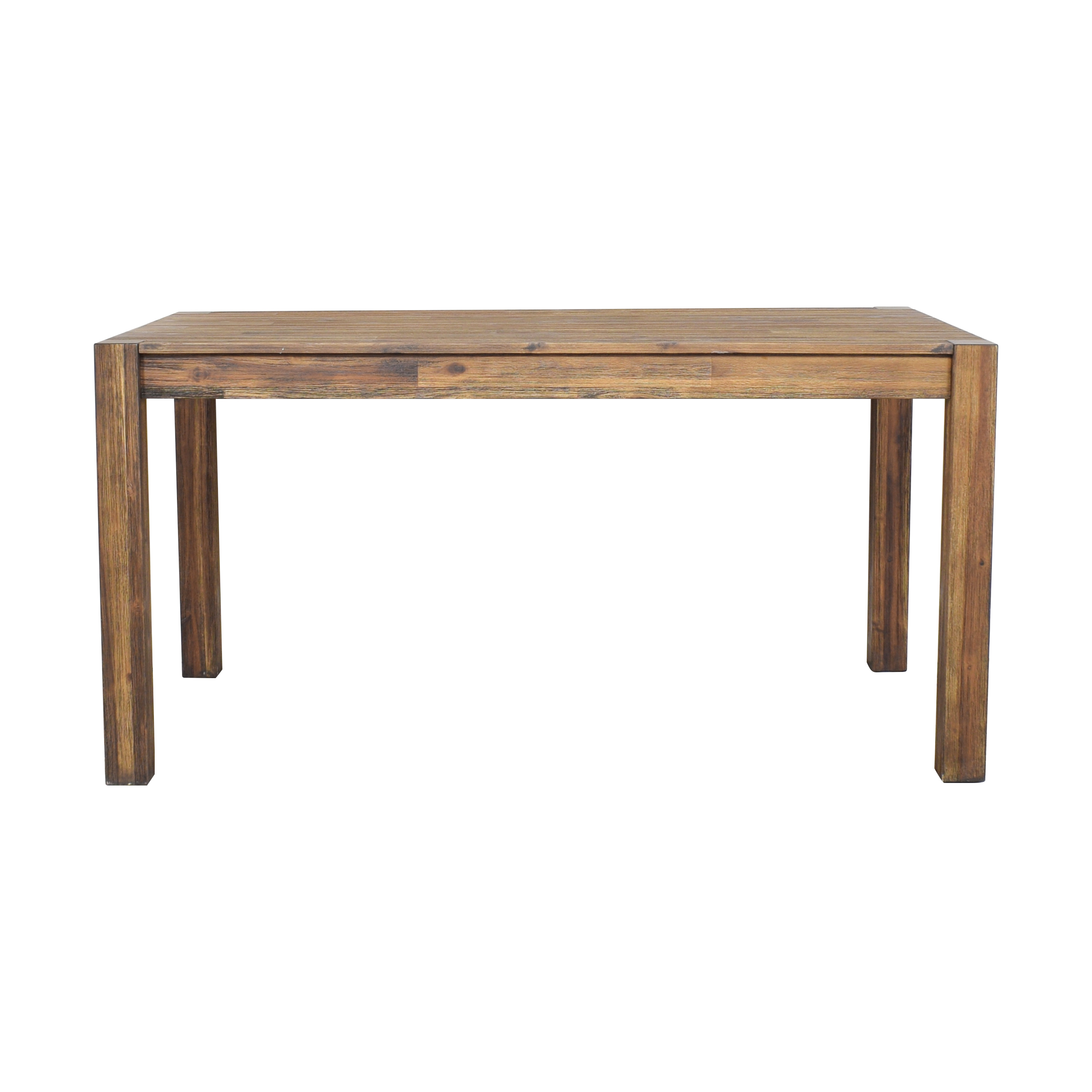 Macy's Macy's Avondale Dining Table brown