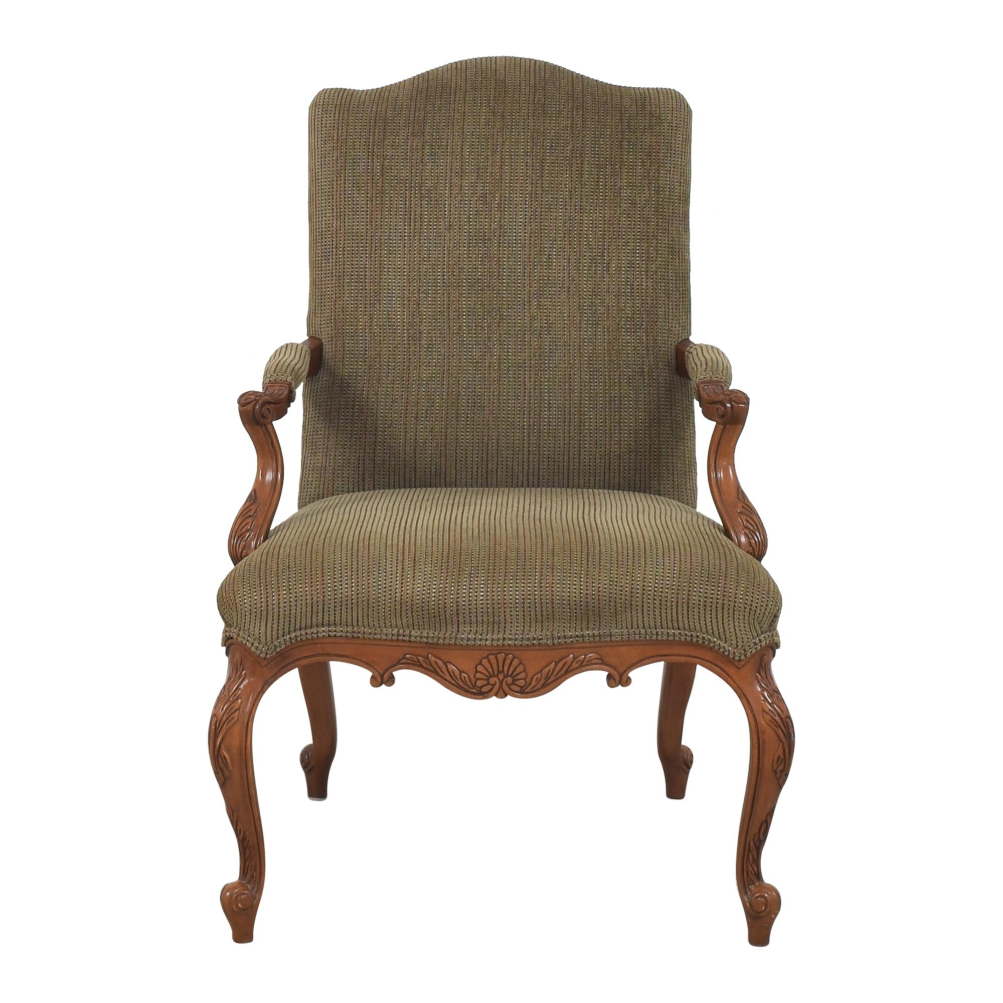 shop Drexel Heritage Accent Chair Drexel Heritage