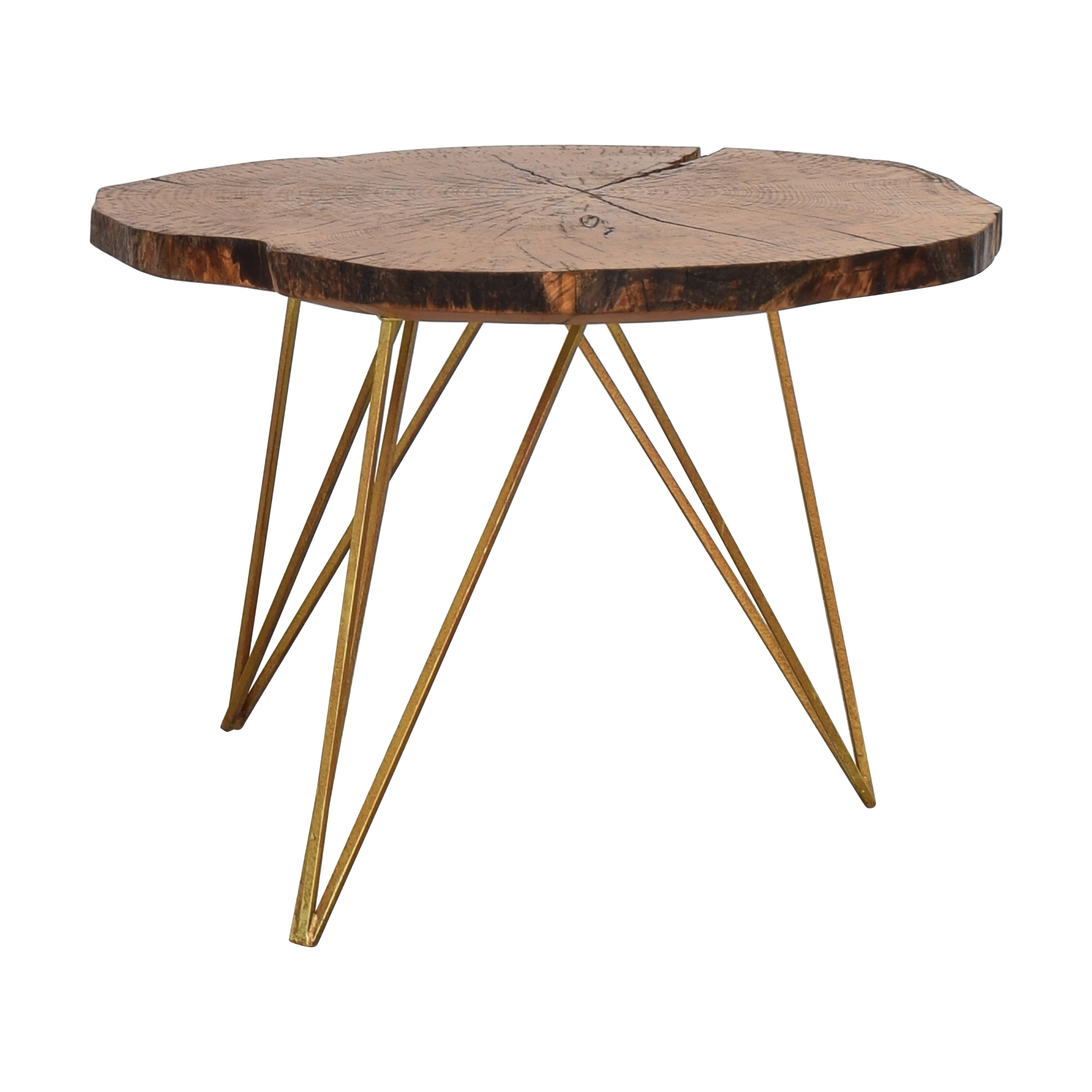 Slab Accent Table sale