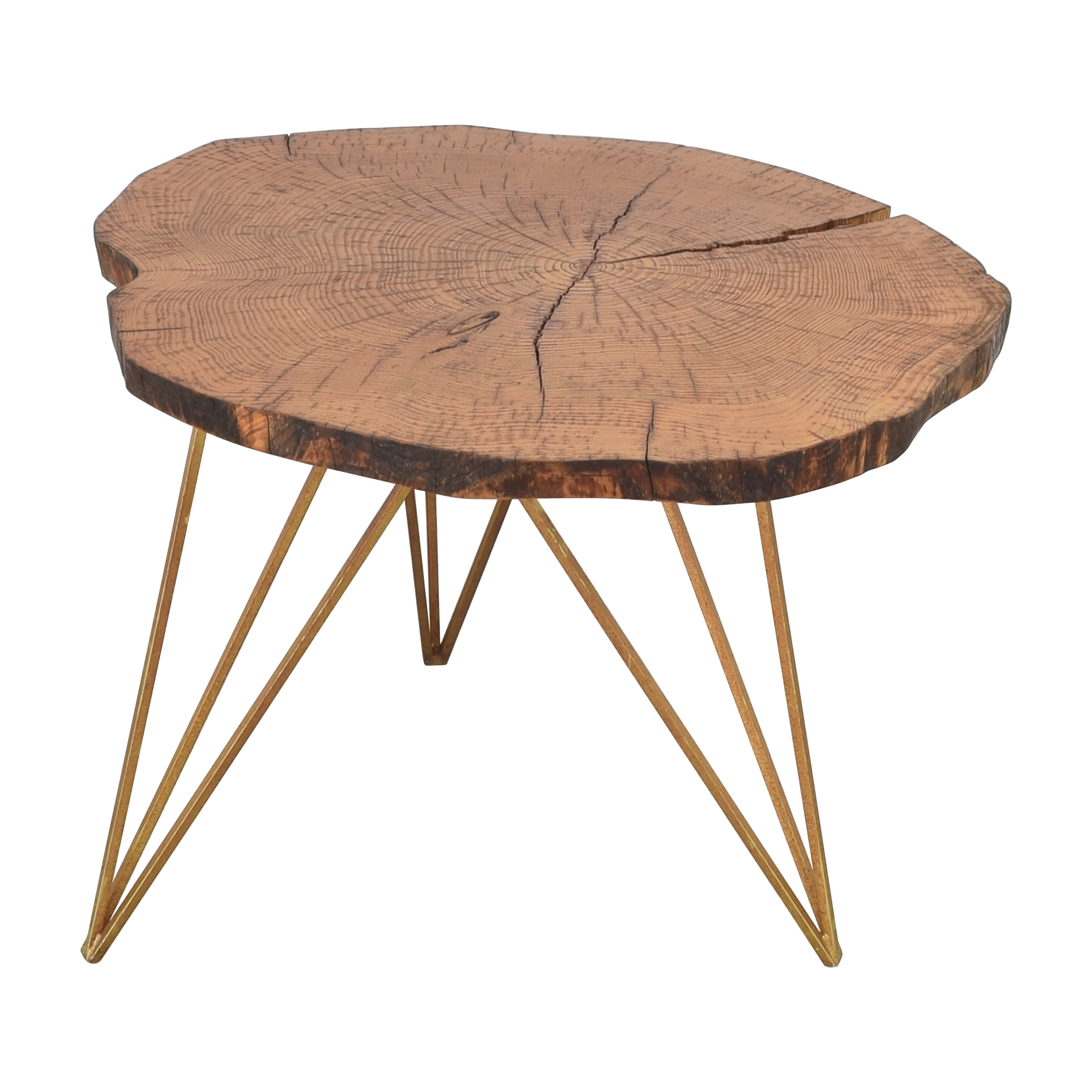 Slab Accent Table / Tables