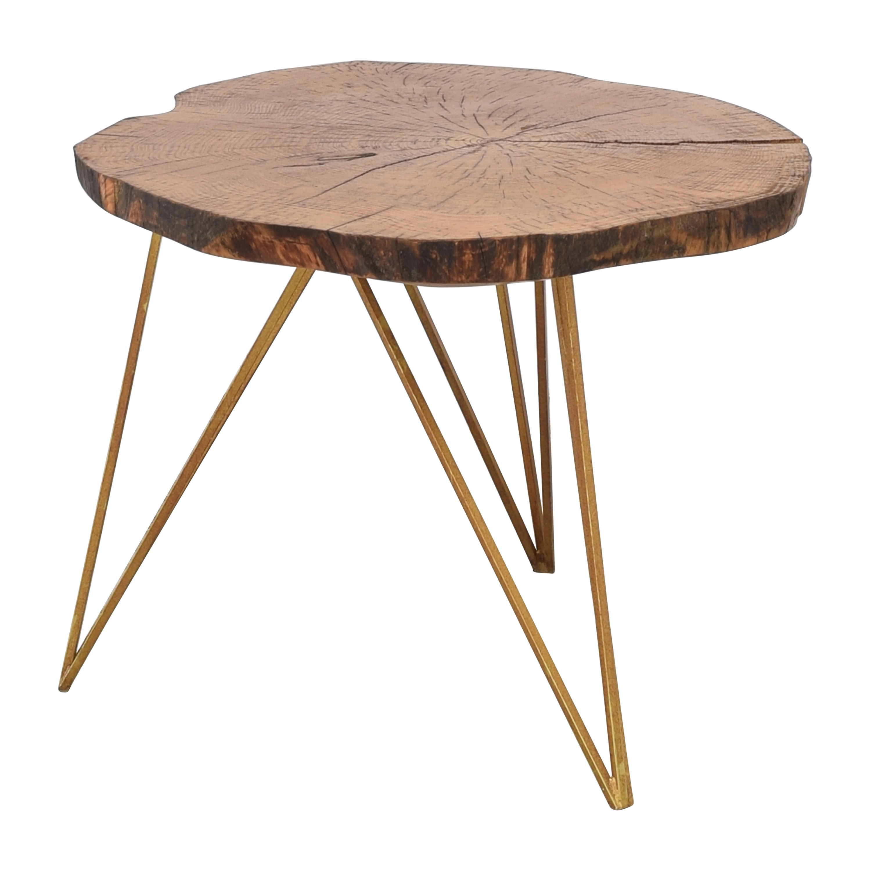 Slab Accent Table