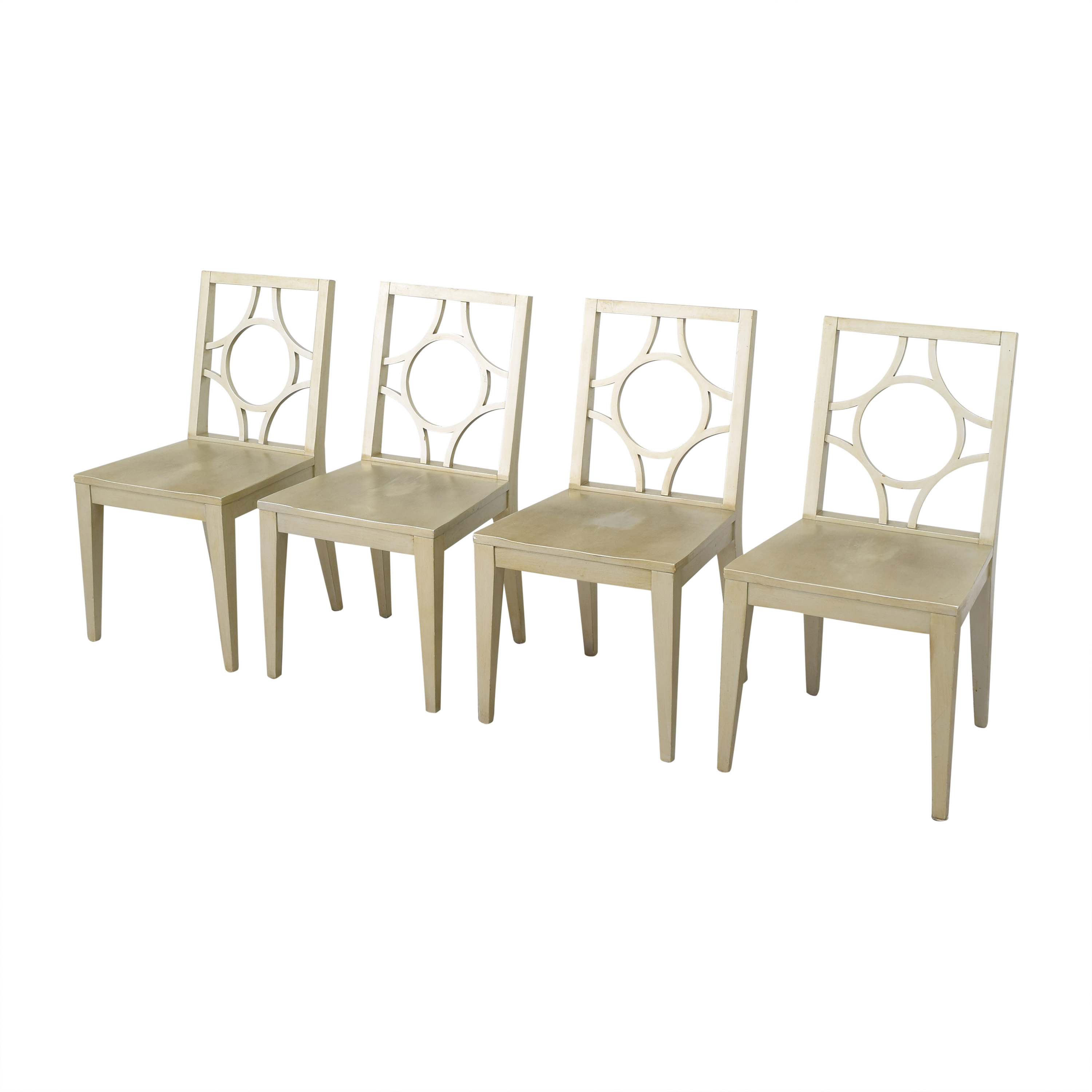 Crate & Barrel Dining Side Chairs / Dining Chairs
