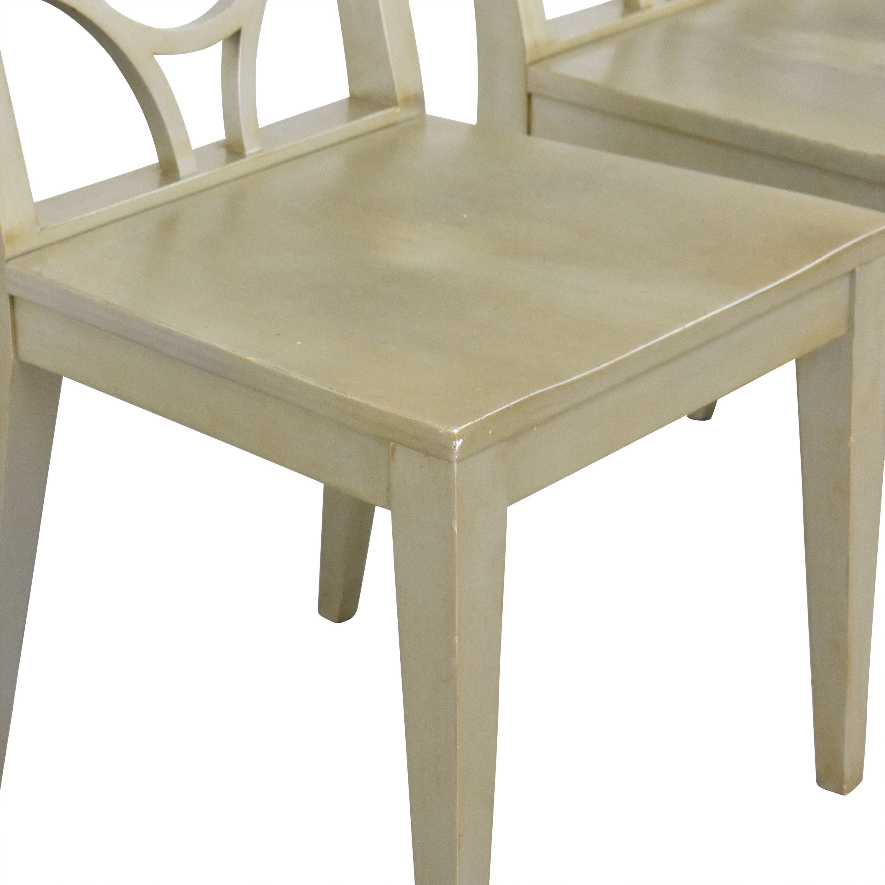 Crate & Barrel Crate & Barrel Dining Side Chairs nj