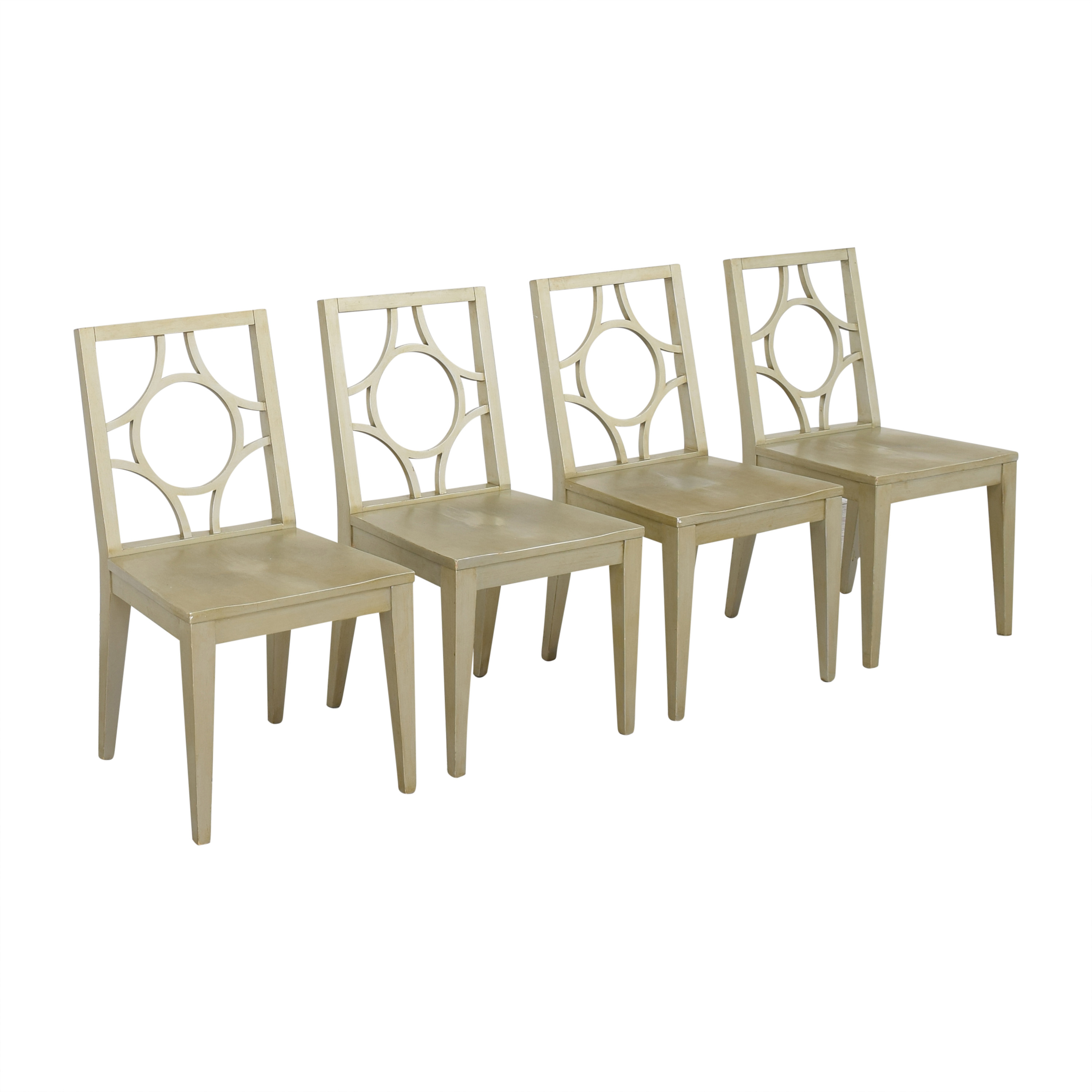 Crate & Barrel Crate & Barrel Dining Side Chairs Dining Chairs