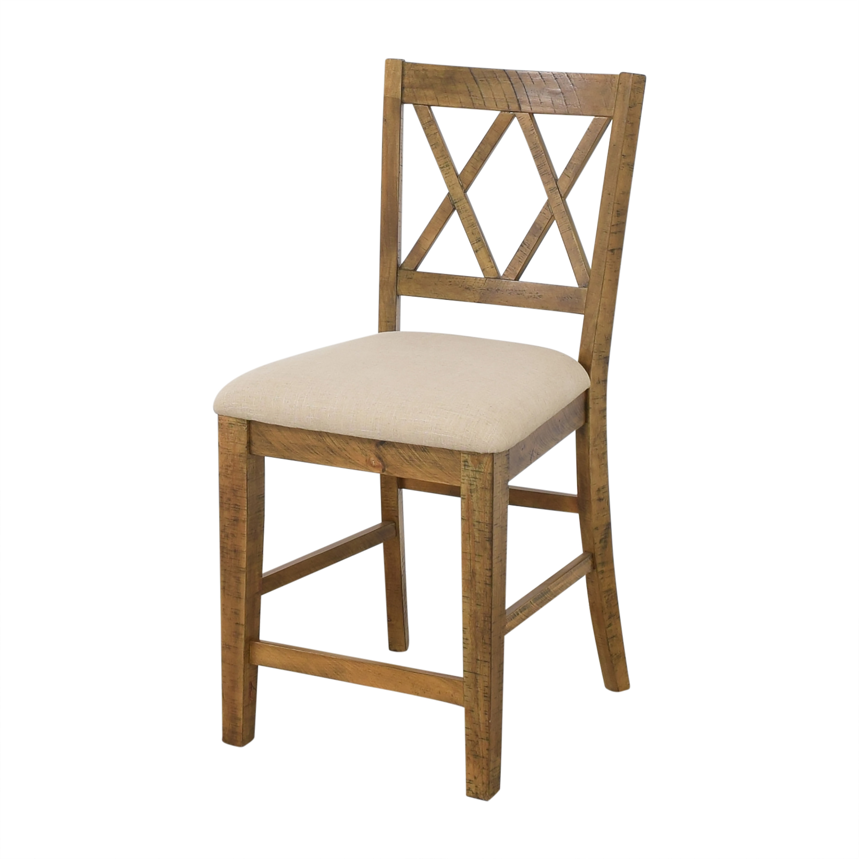 shop Pilgrim Furniture Telluride Counter Stools Pilgrim Furniture Stools