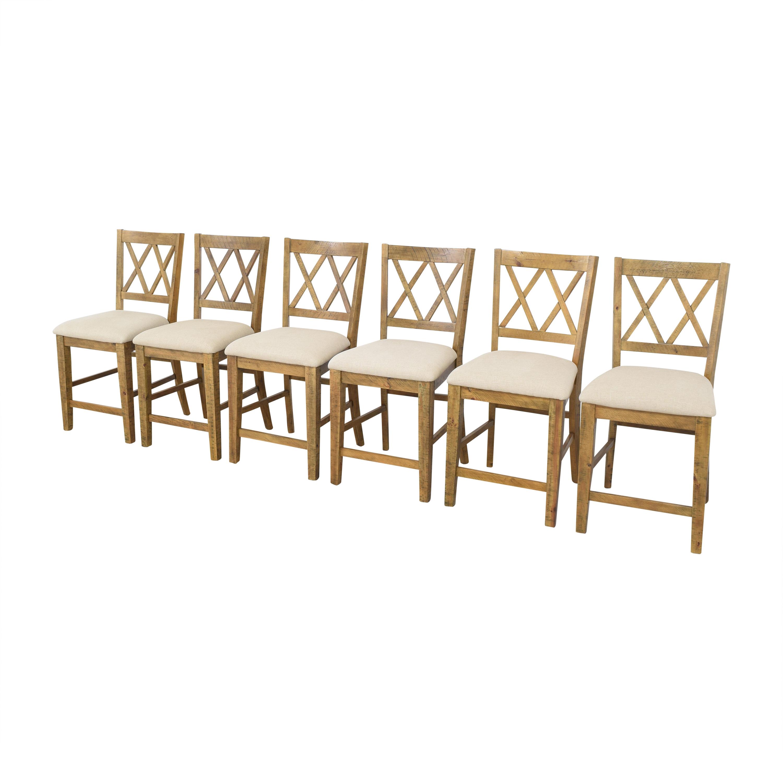 Pilgrim Furniture Pilgrim Furniture Telluride Counter Stools dimensions
