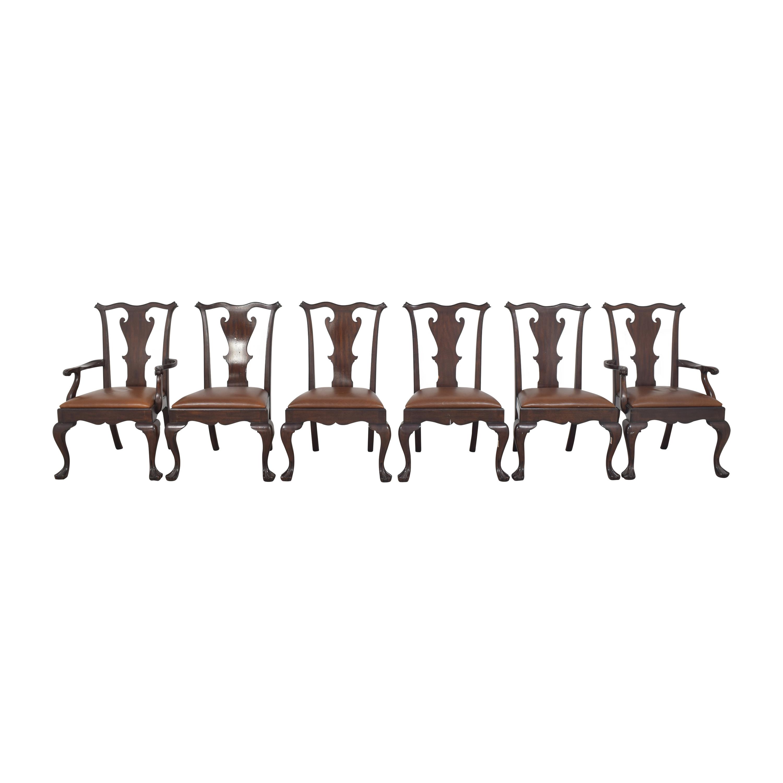 Ralph Lauren Home Ralph Lauren Home Clawfoot Dining Chairs nyc